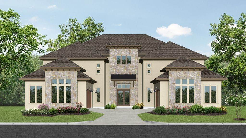 Single Family for Active at Bridgeland 80s, Parkland Village - 8086 16214 Lost Midden Court CYPRESS, TEXAS 77433 UNITED STATES