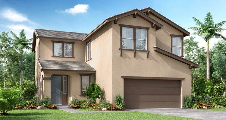 Single Family for Active at Somerset Crossing - Wiltshire FOWLER, CALIFORNIA 93625 UNITED STATES