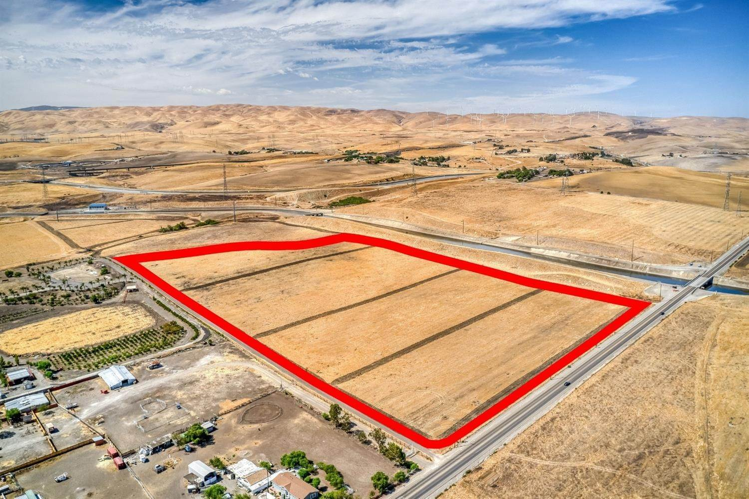 Agricultural Land por un Venta en 33 W Grant Line Road Mountain House, California 95391 Estados Unidos