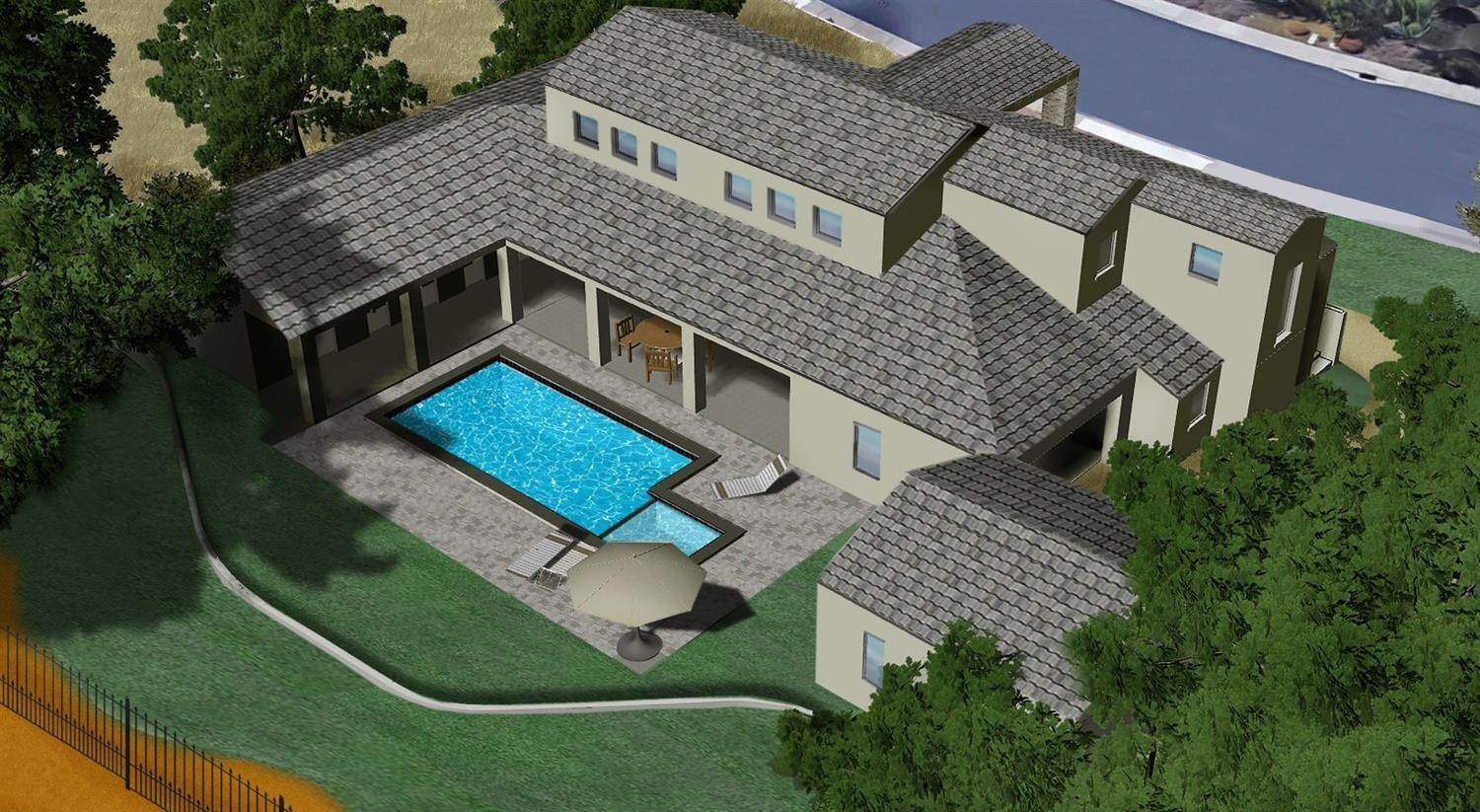 Single Family Homes 为 销售 在 3805 Greenview Drive El Dorado Hills, 加利福尼亚州 95762 美国