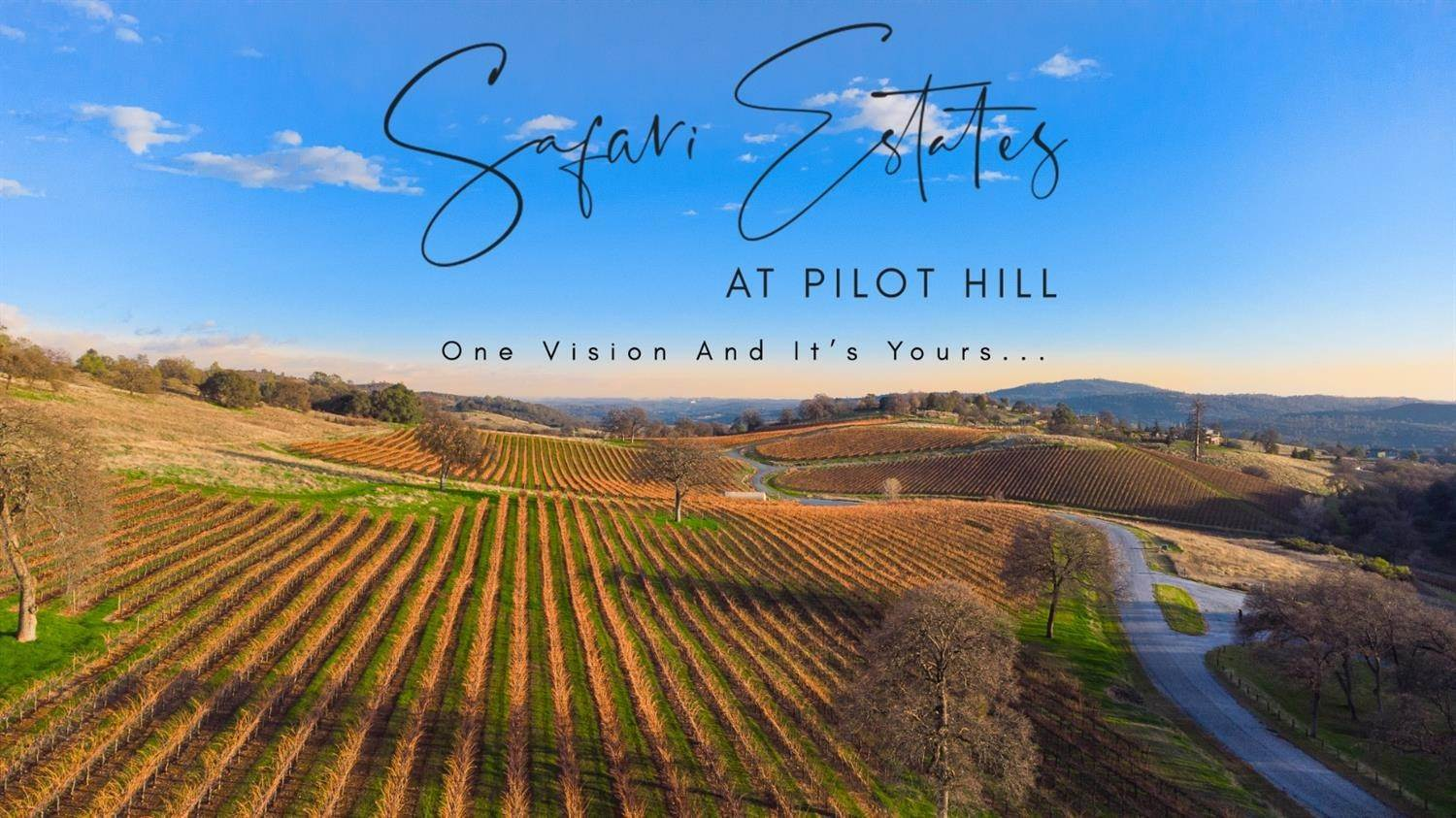 Land for Active at 4271 Safari Trail Pilot Hill, California 95664 United States