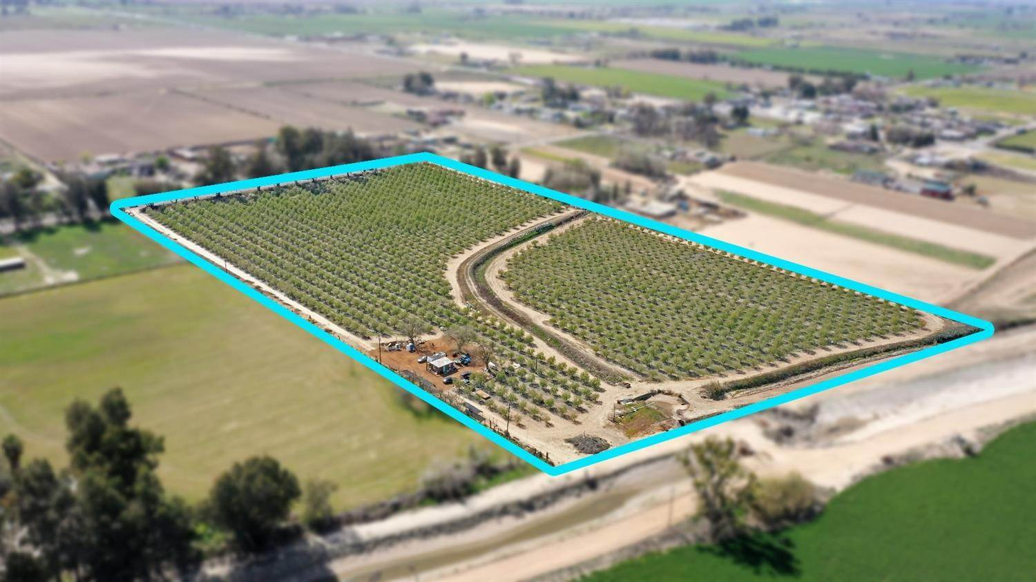 Agricultural Land for Active at 19638 Third Avenue Stevinson, California 95374 United States