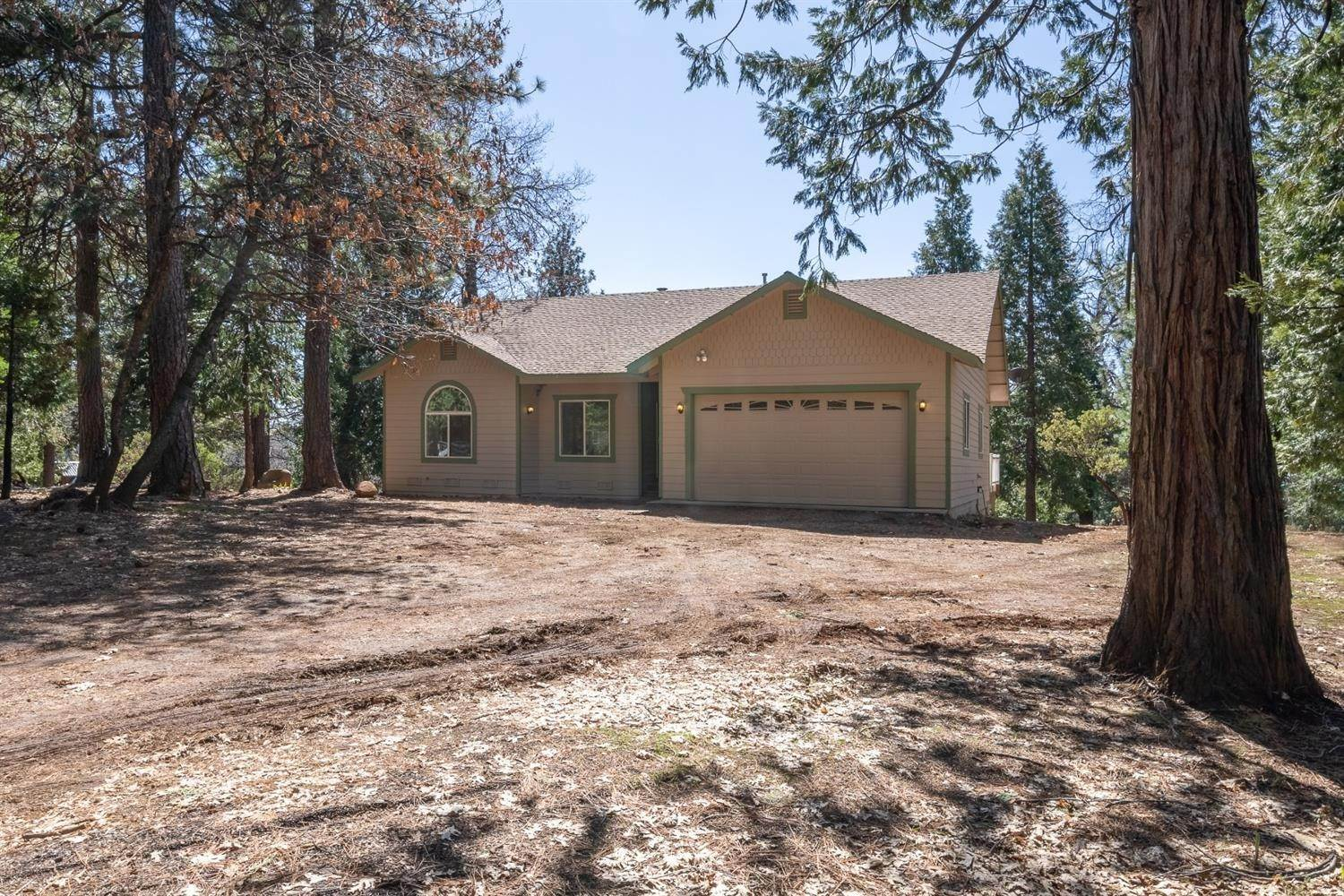 Single Family Homes por un Venta en 5820 Lynx Trail Pollock Pines, California 95726 Estados Unidos