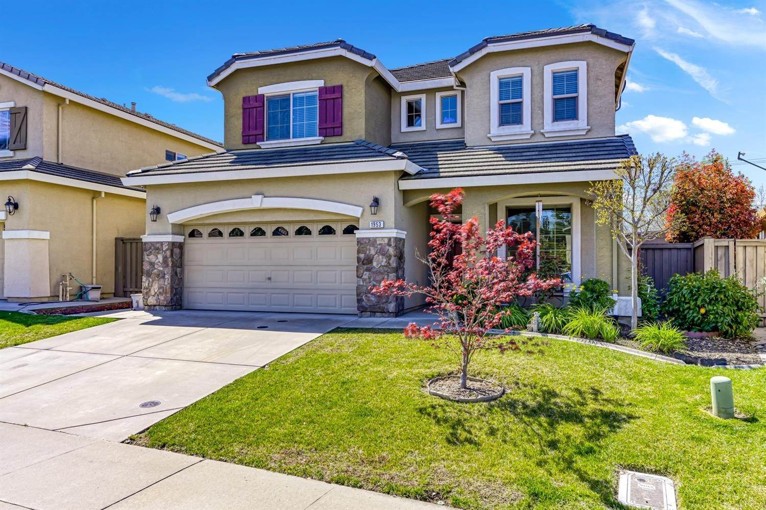 2. Single Family Homes for Active at 1953 Sevilla Drive Roseville, California 95747 United States