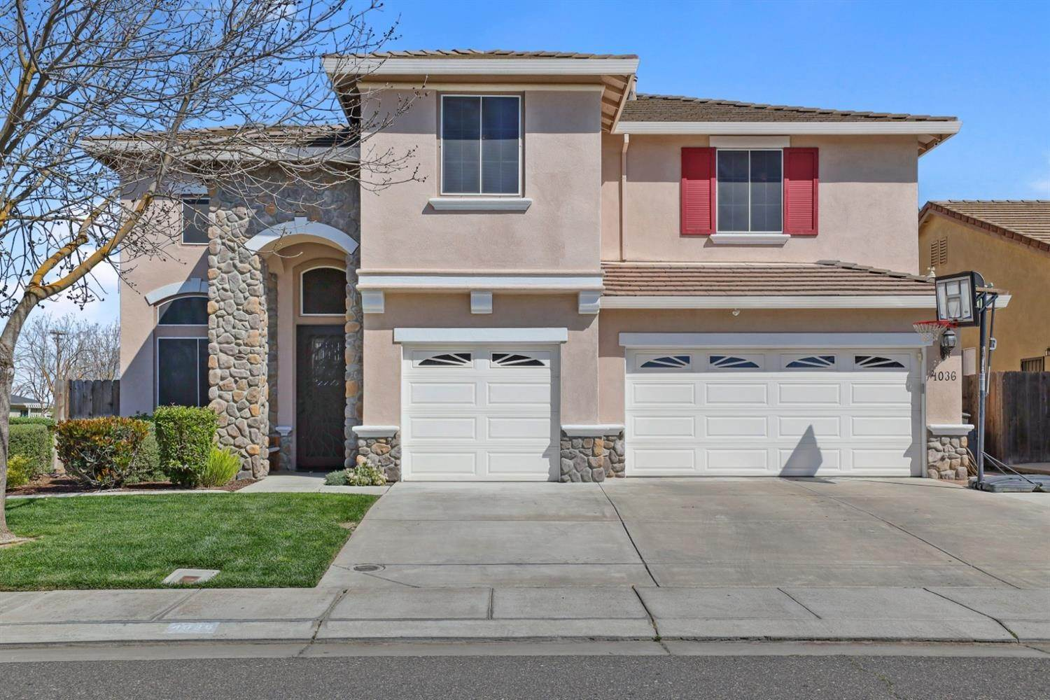 3. Single Family Homes for Active at 4036 Hopkins Lane Modesto, California 95356 United States