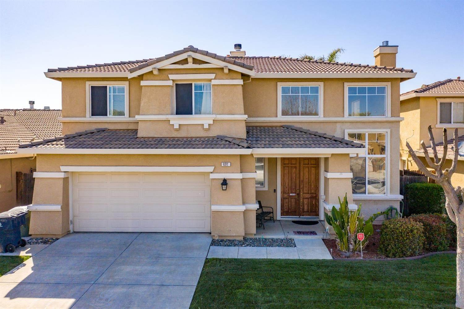 Single Family Homes for Active at 491 Clarence Bromell Street Tracy, California 95377 United States