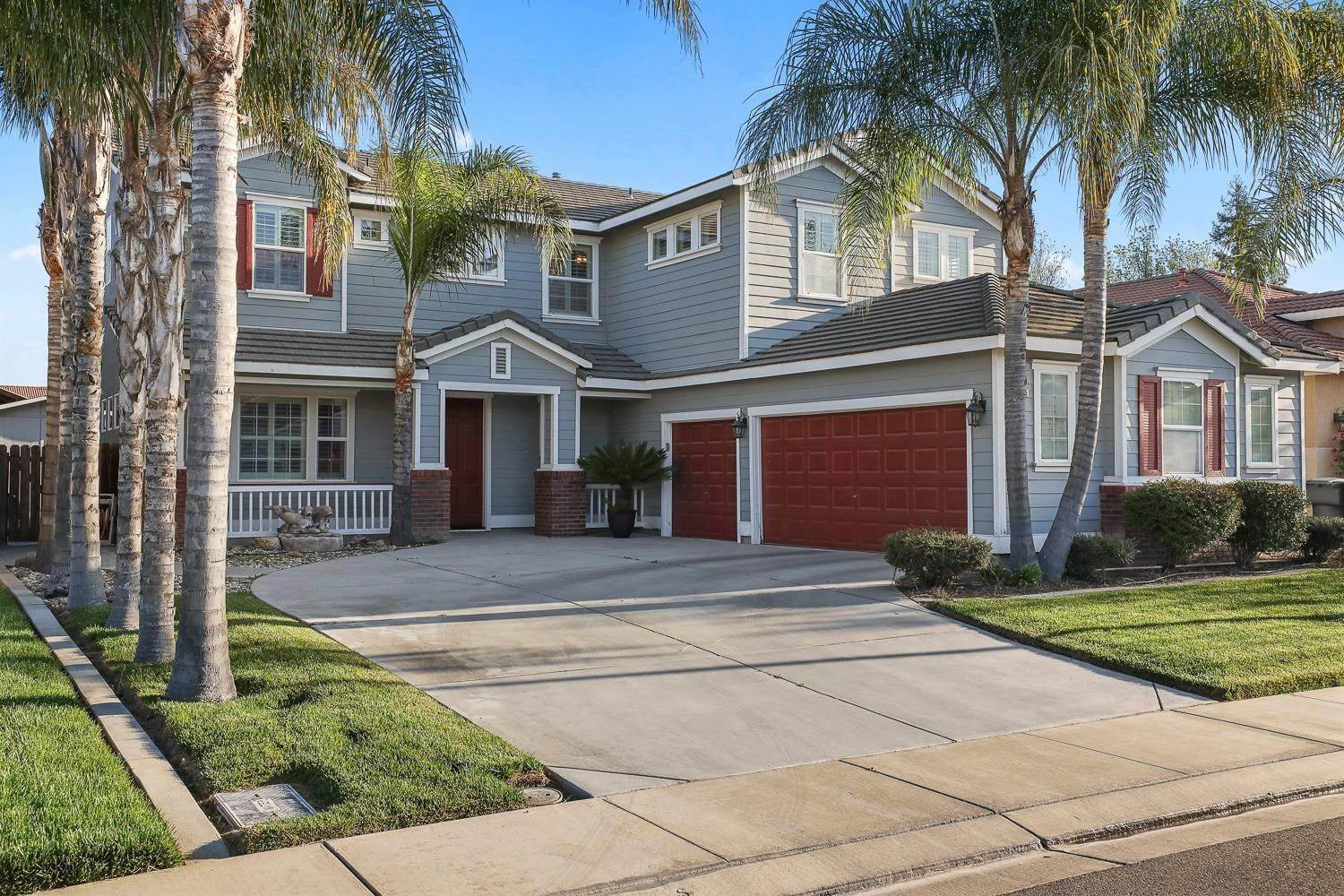 Single Family Homes por un Venta en 2815 Buckskin Way Riverbank, California 95367 Estados Unidos