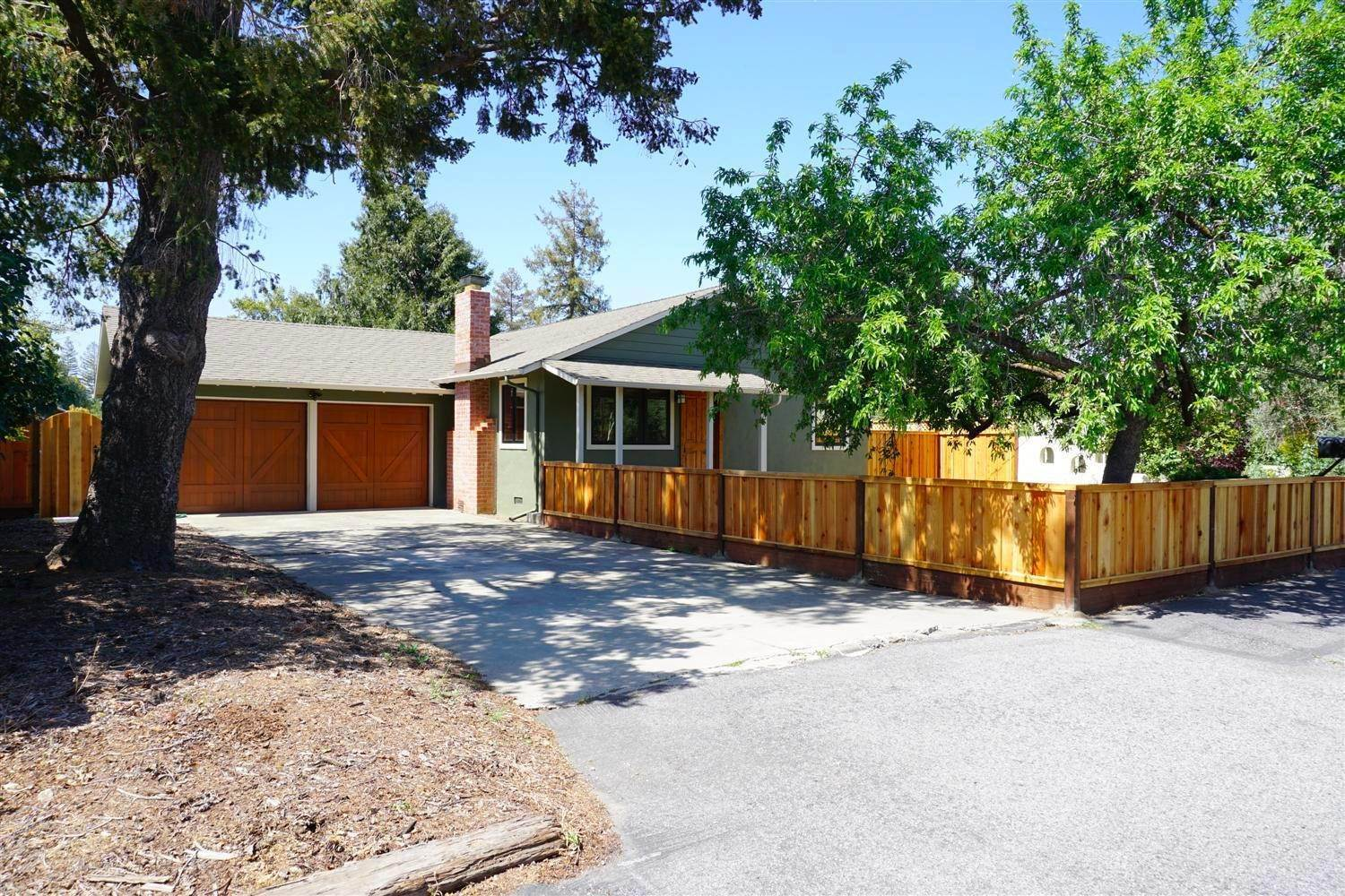 Single Family Homes for Active at 14335 Capri Drive Los Gatos, California 95032 United States