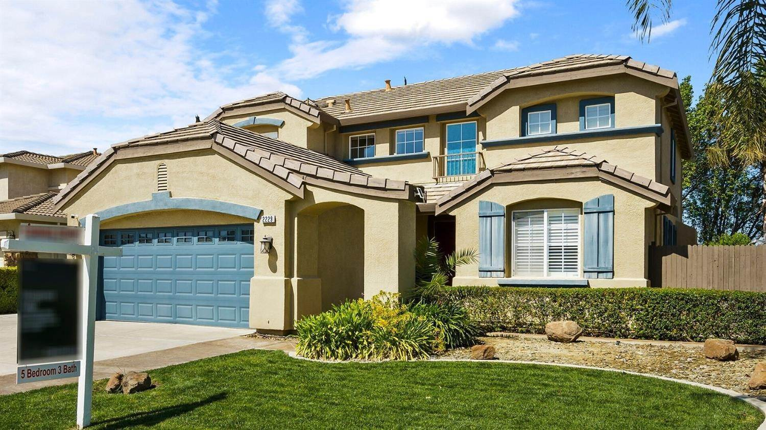 Single Family Homes for Active at 2229 Yellowstone Avenue Tracy, California 95377 United States