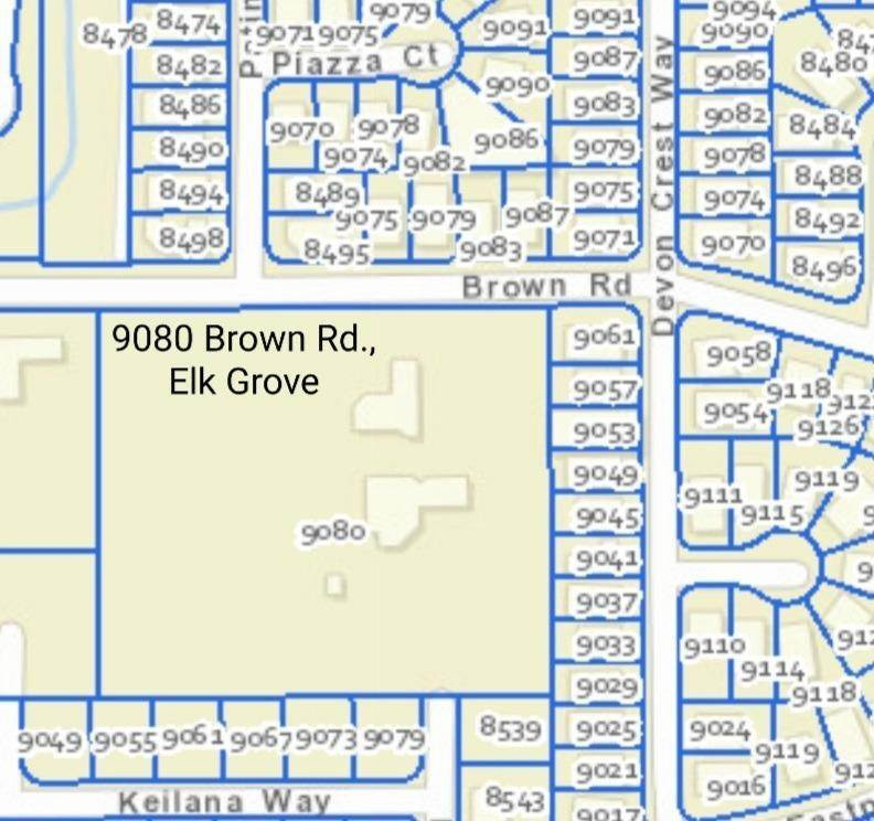 10. Single Family Homes for Active at 9080 Brown Road Elk Grove, California 95624 United States