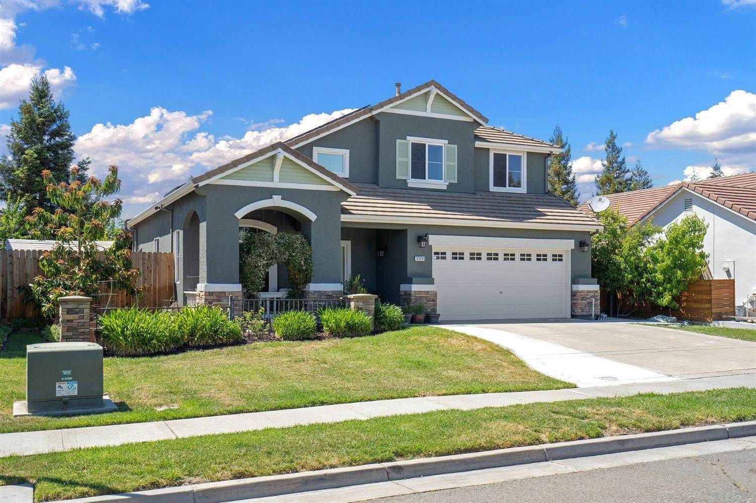 Single Family Homes for Active at 3324 San Salvador Street West Sacramento, California 95691 United States