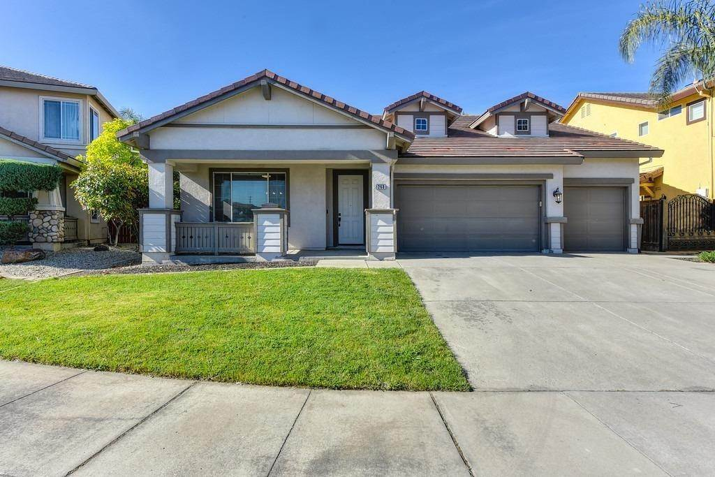 2. Single Family Homes for Active at 260 Aldeburgh Circle Sacramento, California 95834 United States