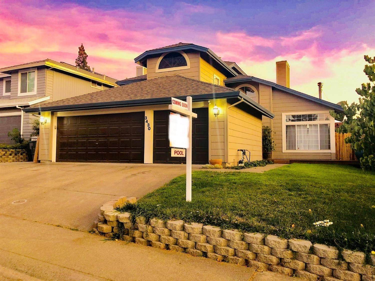 Single Family Homes for Active at 3430 Parker Street Rocklin, California 95765 United States