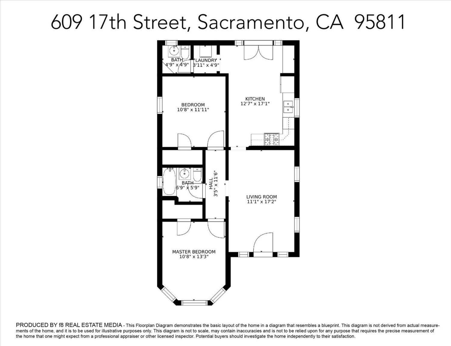 32. Single Family Homes for Active at 609 17th Street Sacramento, California 95811 United States