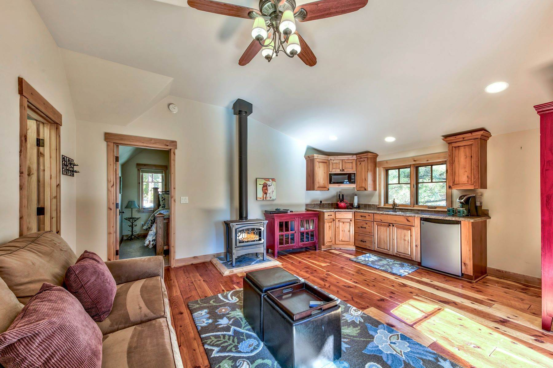 28. Single Family Homes for Active at Grizzly Ranch Custom Home 283 Big Grizzly Portola, California 96122 United States