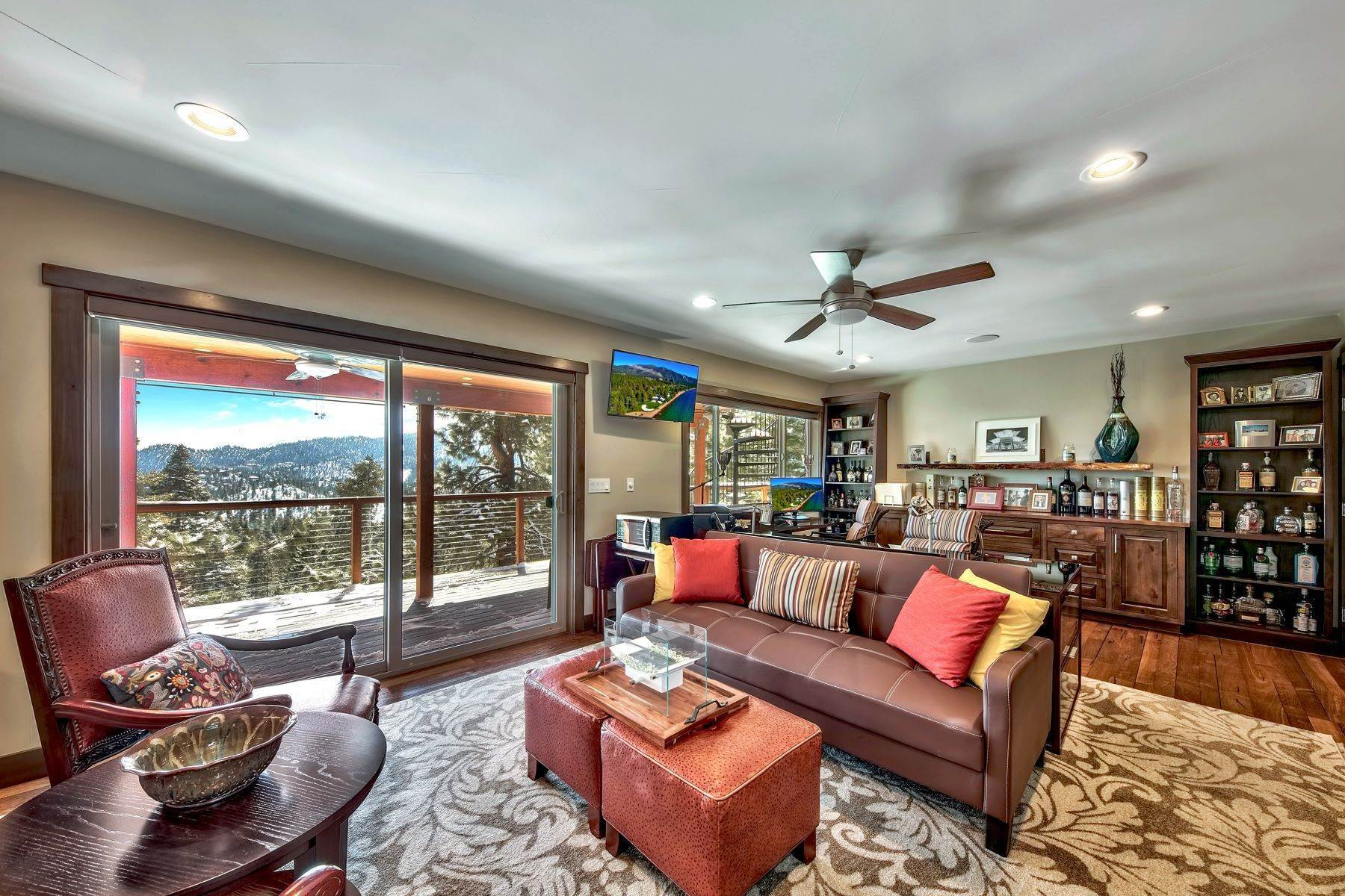 9. Single Family Homes for Active at Mountain Luxury 416 Maryanne Drive Stateline, Nevada 89413 United States