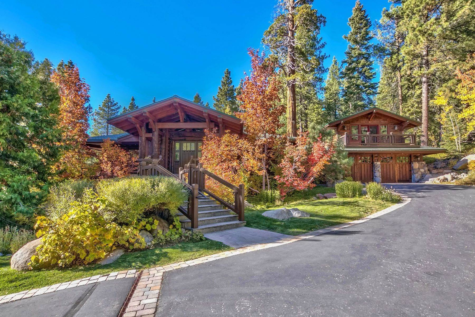 2. Single Family Homes for Active at 674 Alpine View Drive Incline Village, Nevada 89451 United States