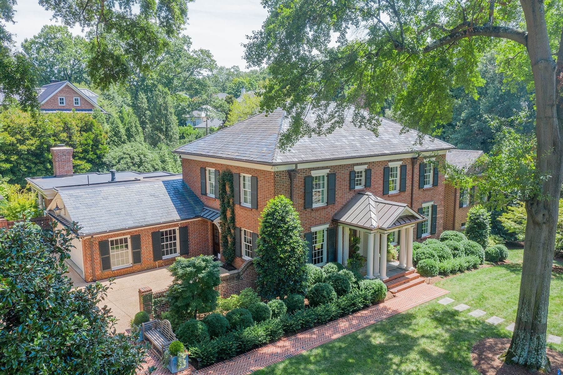 Single Family Homes for Active at MYERS PARK 1801 Queens Road Charlotte, North Carolina 28207 United States