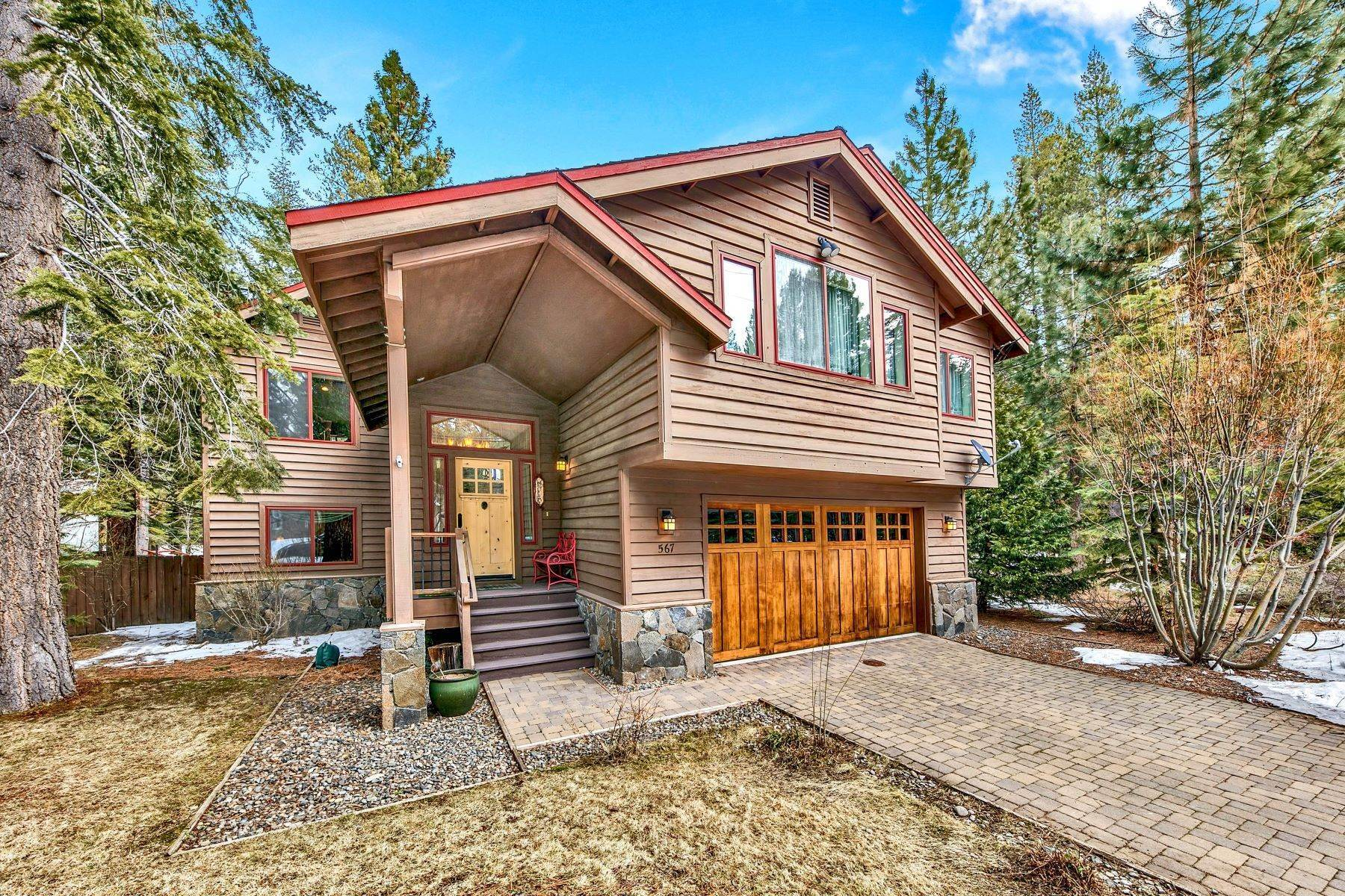 2. Single Family Homes for Active at Mountain Luxury 567 Eloise Ave South Lake Tahoe, California 96150 United States