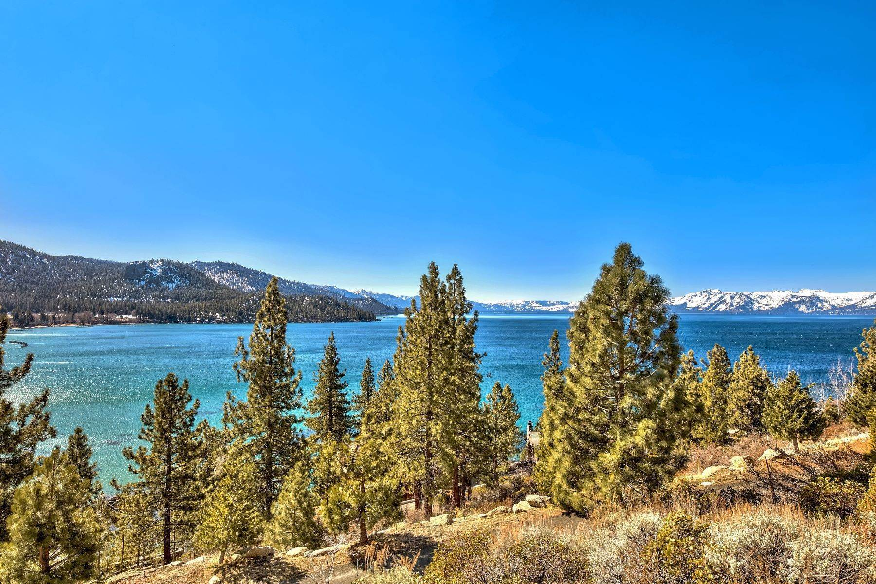 9. Land for Active at Fabulous Lake View Lot 0 Lands End Road Glenbrook, Nevada 89413 United States