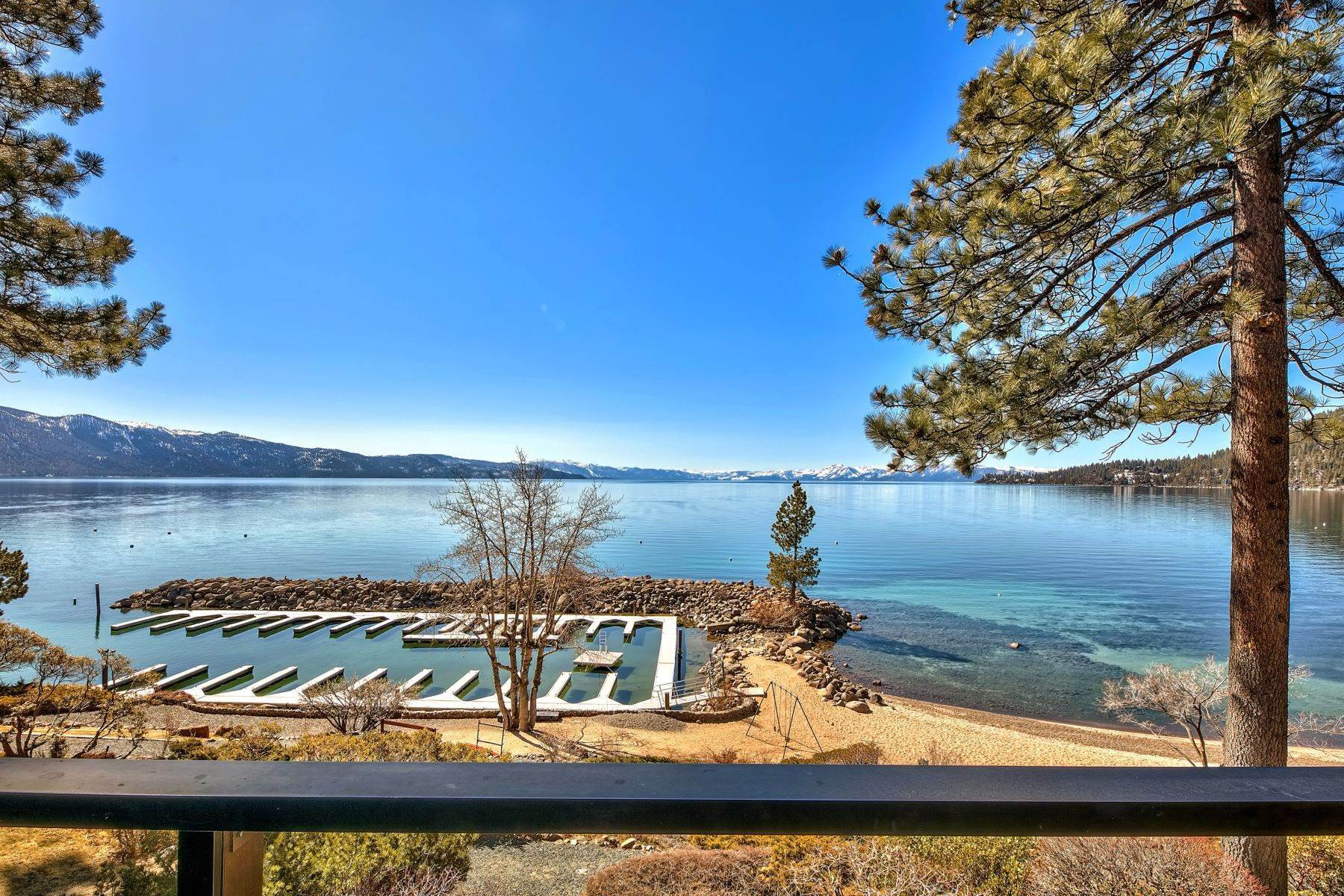 23. Condominiums for Active at Lakefront property with Boat Marina 525 Lakeshore Blvd #48 Incline Village, Nevada 89451 United States