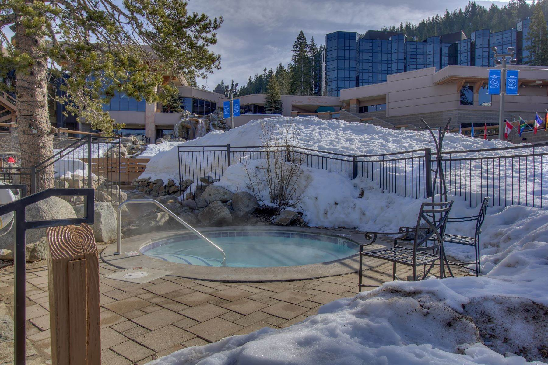 13. Condominiums for Active at 400 Squaw Creek Road Unit # 609 & 611 400 Squaw Creek Rd, # 609 & 611 Olympic Valley, California 96146 United States
