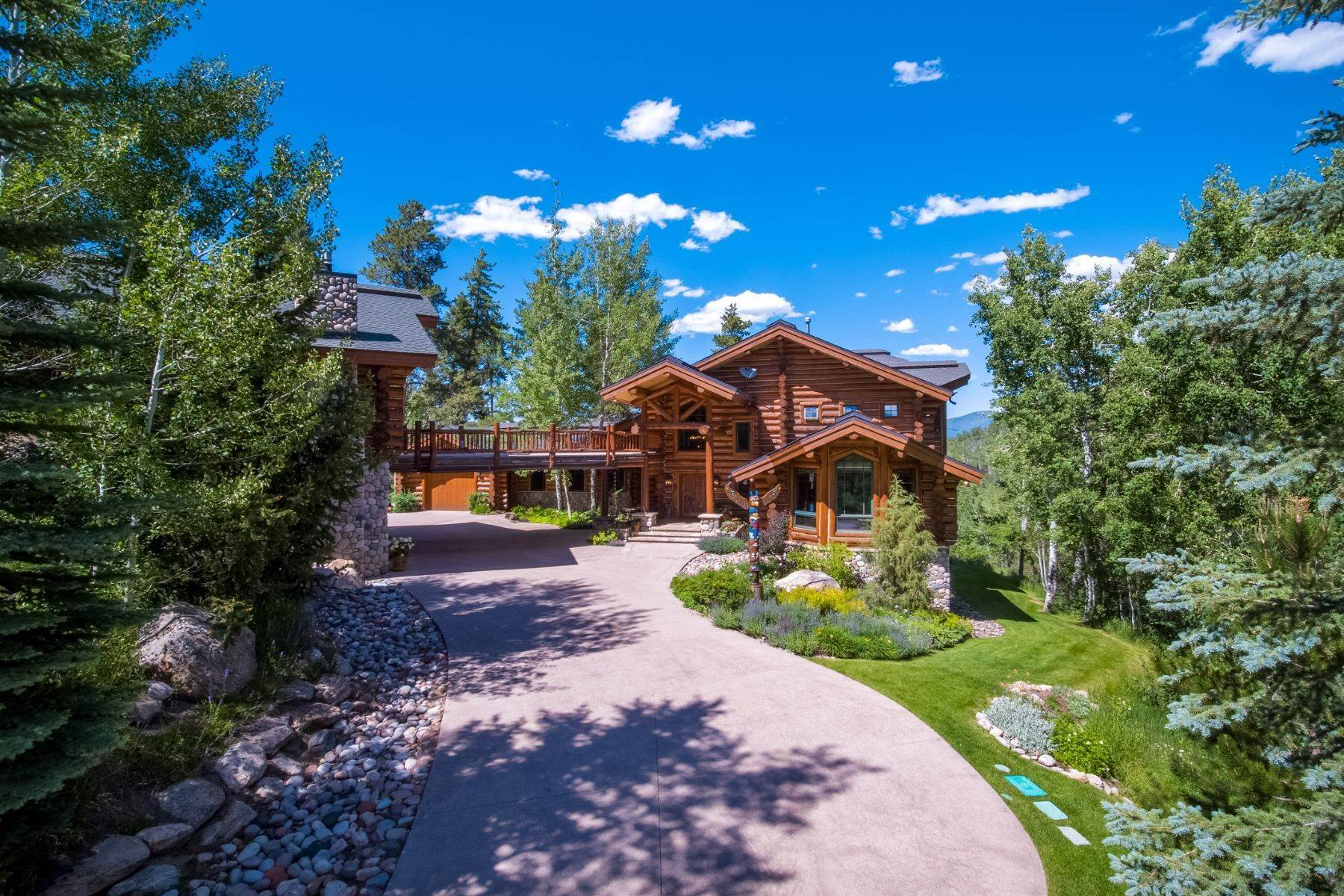Single Family Homes for Active at Aspenglen 27800 Wapiti Way Steamboat Springs, Colorado 80487 United States