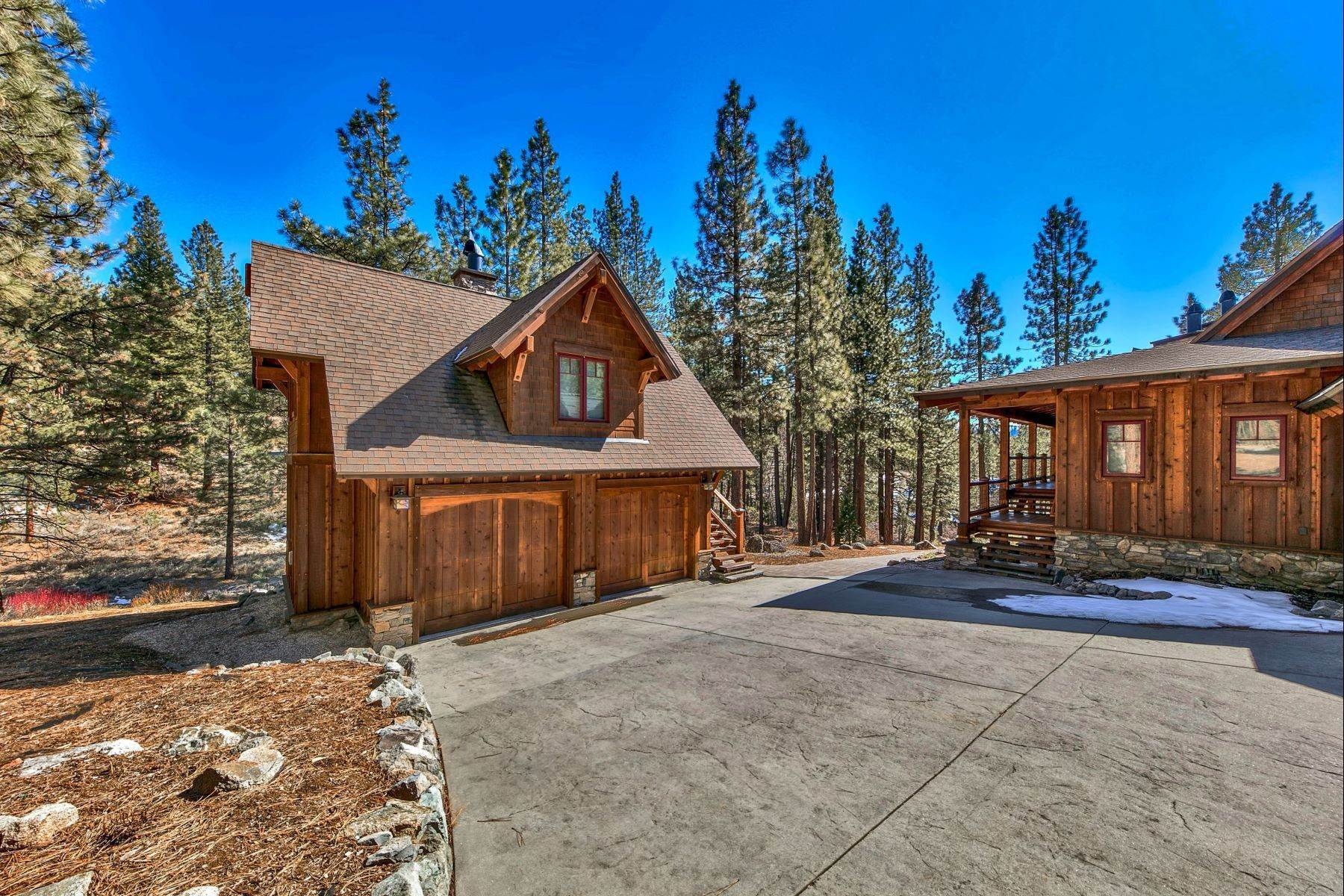 33. Single Family Homes for Active at Grizzly Ranch Custom Home 283 Big Grizzly Portola, California 96122 United States