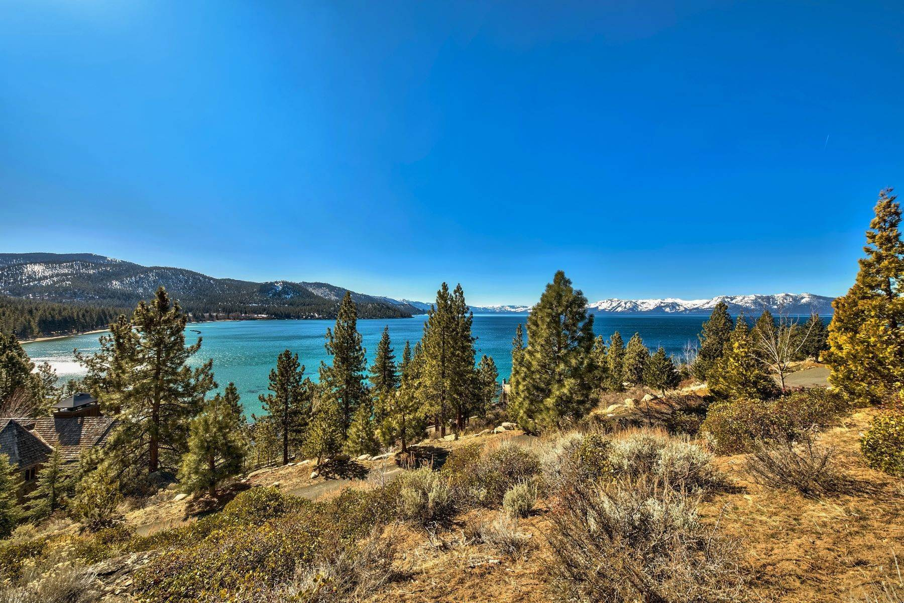8. Land for Active at Fabulous Lake View Lot 0 Lands End Road Glenbrook, Nevada 89413 United States