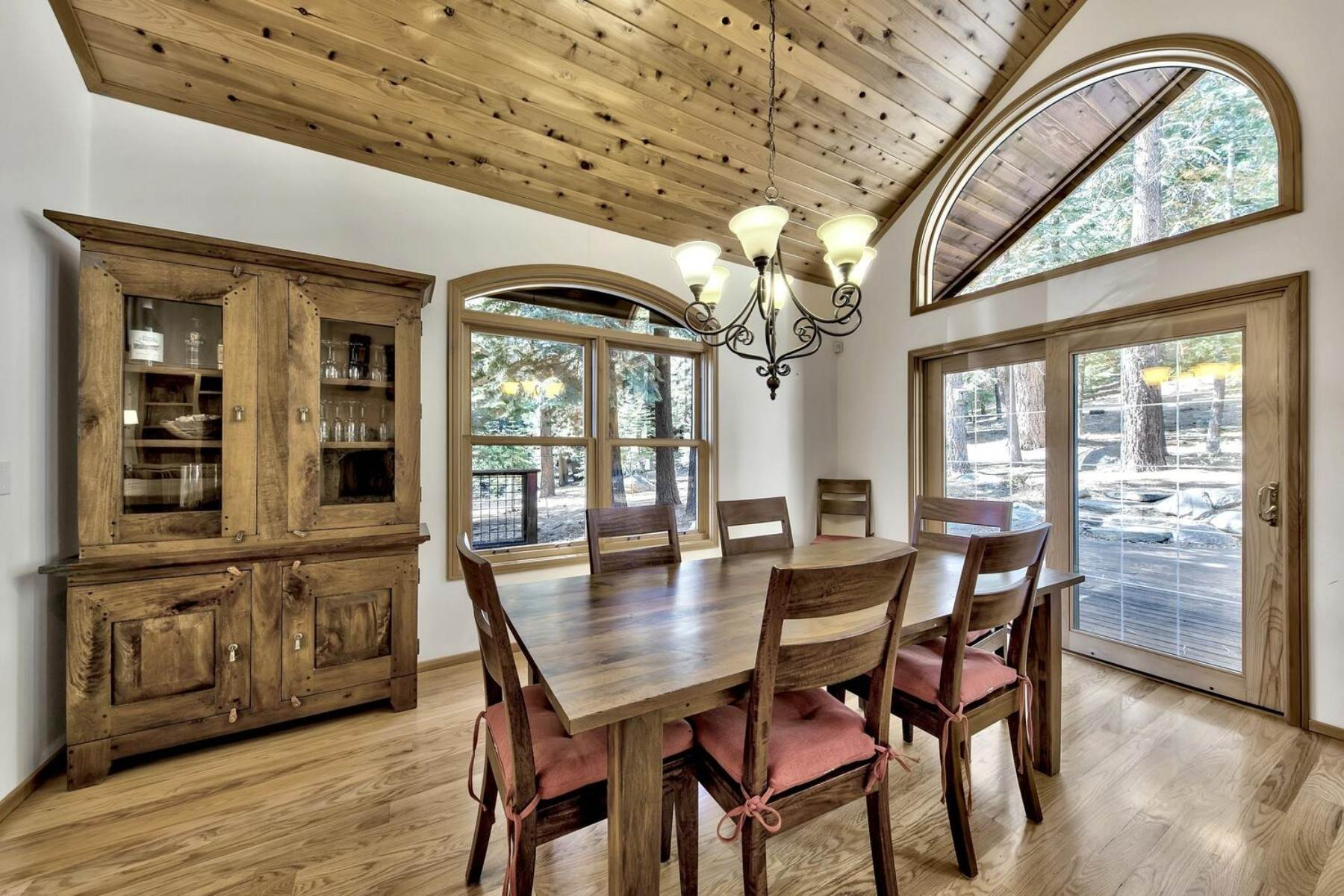 3. Single Family Homes for Active at Private Setting In Tahoe Donner 12320 Telemark Place Truckee, California 96161 United States