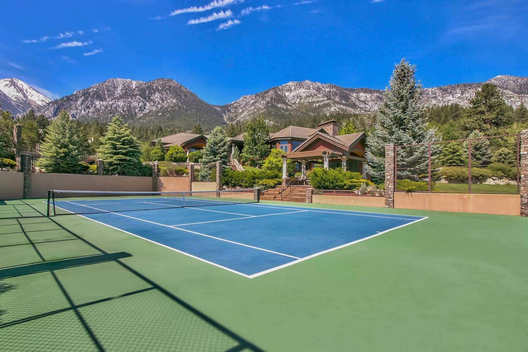 5. Single Family Homes for Active at Private Estate Near Lake Tahoe 263 Sierra Country Circle Gardnerville, Nevada 89460 United States