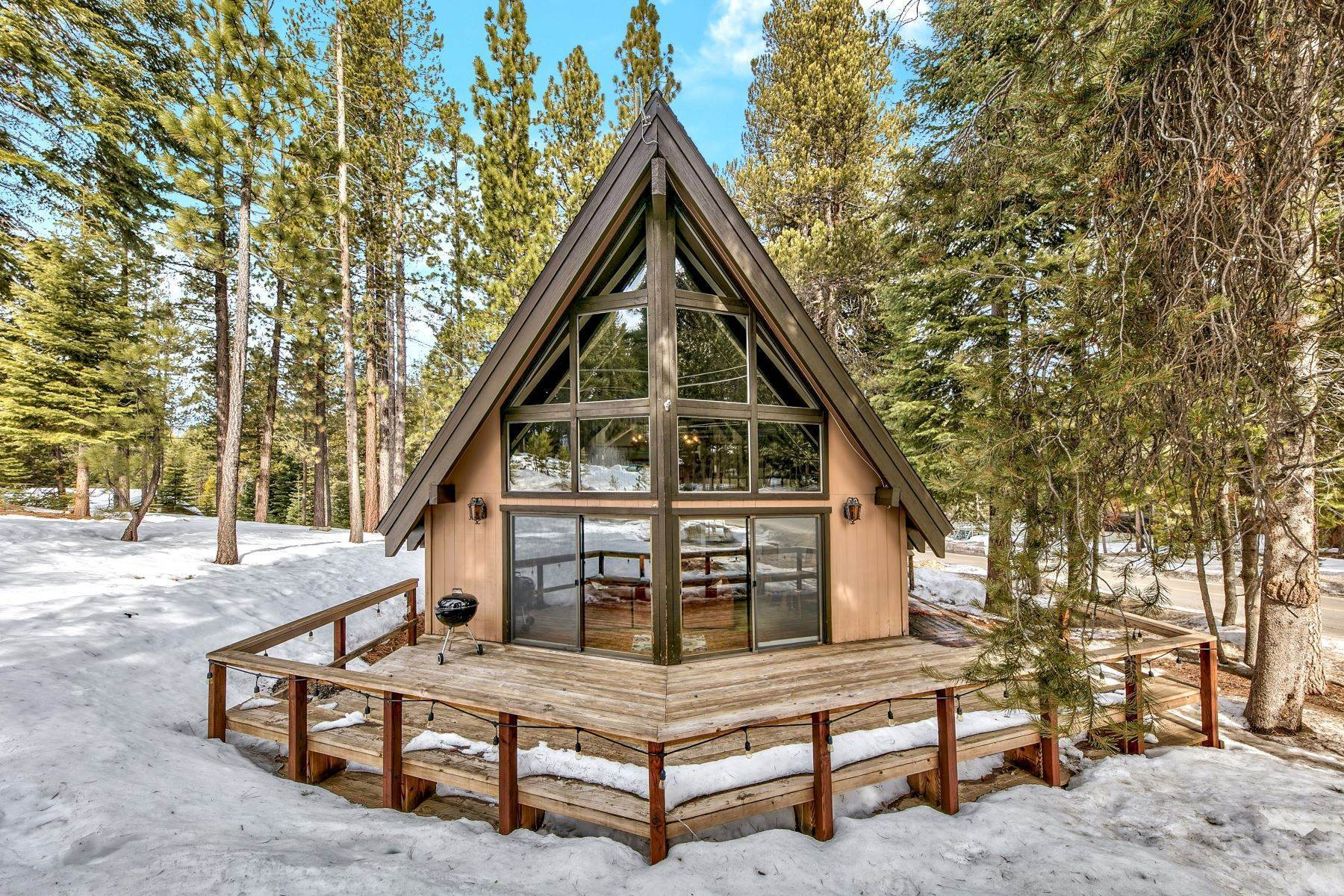 Single Family Homes for Active at South Shore A-Frame 1788 Mandan Street South Lake Tahoe, California 96150 United States
