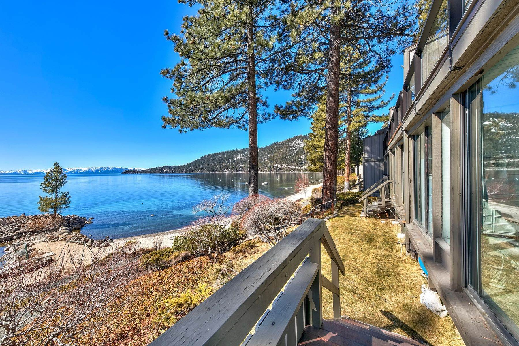 6. Condominiums for Active at Lakefront property with Boat Marina 525 Lakeshore Blvd #48 Incline Village, Nevada 89451 United States