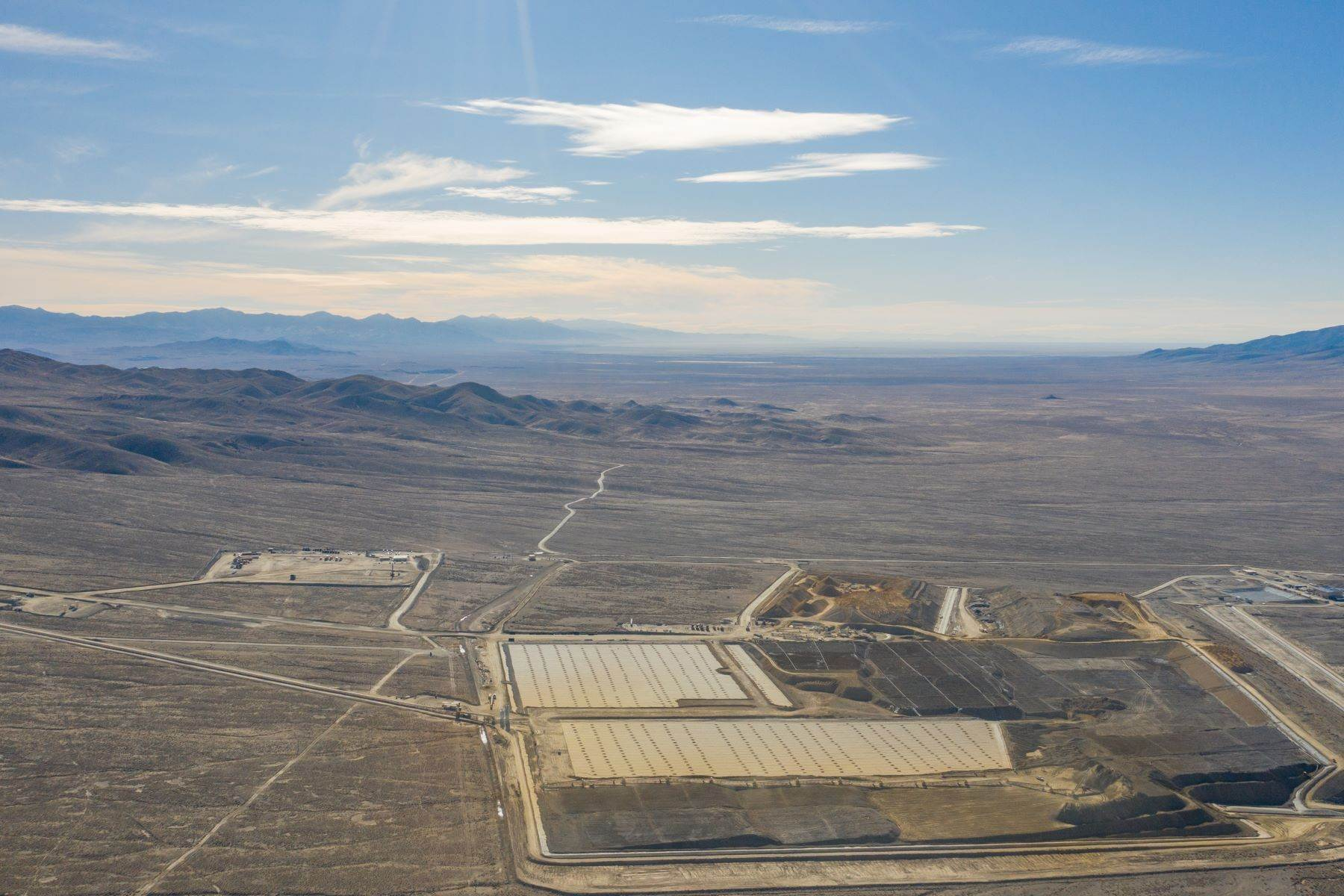 29. Land for Active at The Bonanza King Mine Lovelock, Nevada 89419 United States