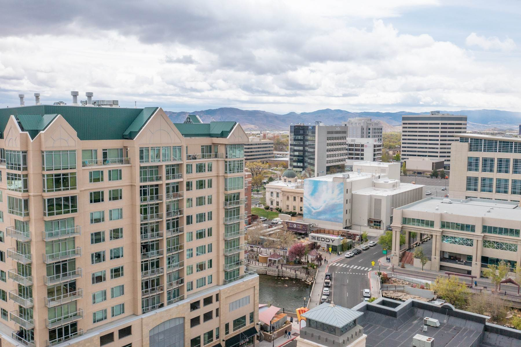 31. Condominiums for Active at Luxury Condo on the Riverwalk 50 N Sierra Street, #803 Reno, Nevada 89501 United States