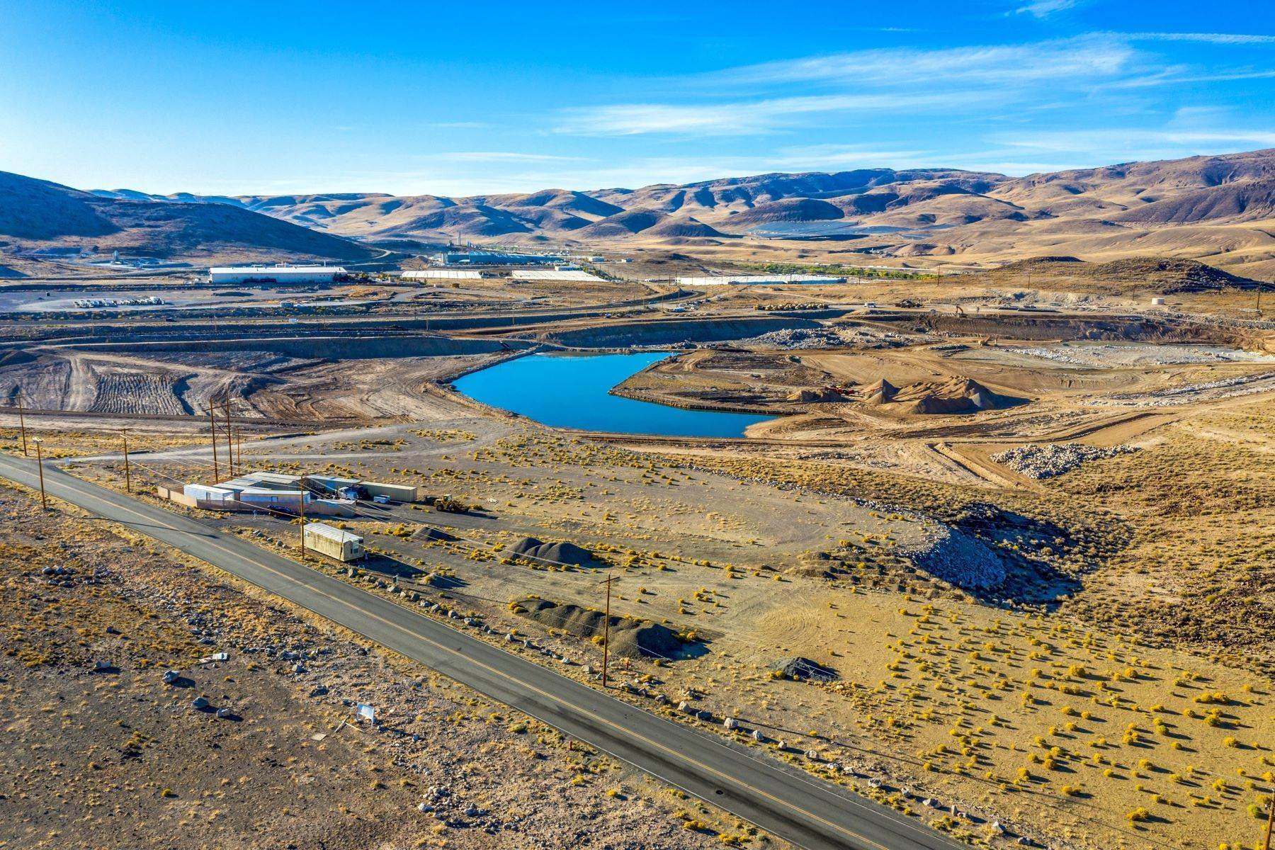 4. Land for Active at Tahoe Reno Industrial Park 395 Denmark Reno, Nevada 89437 United States
