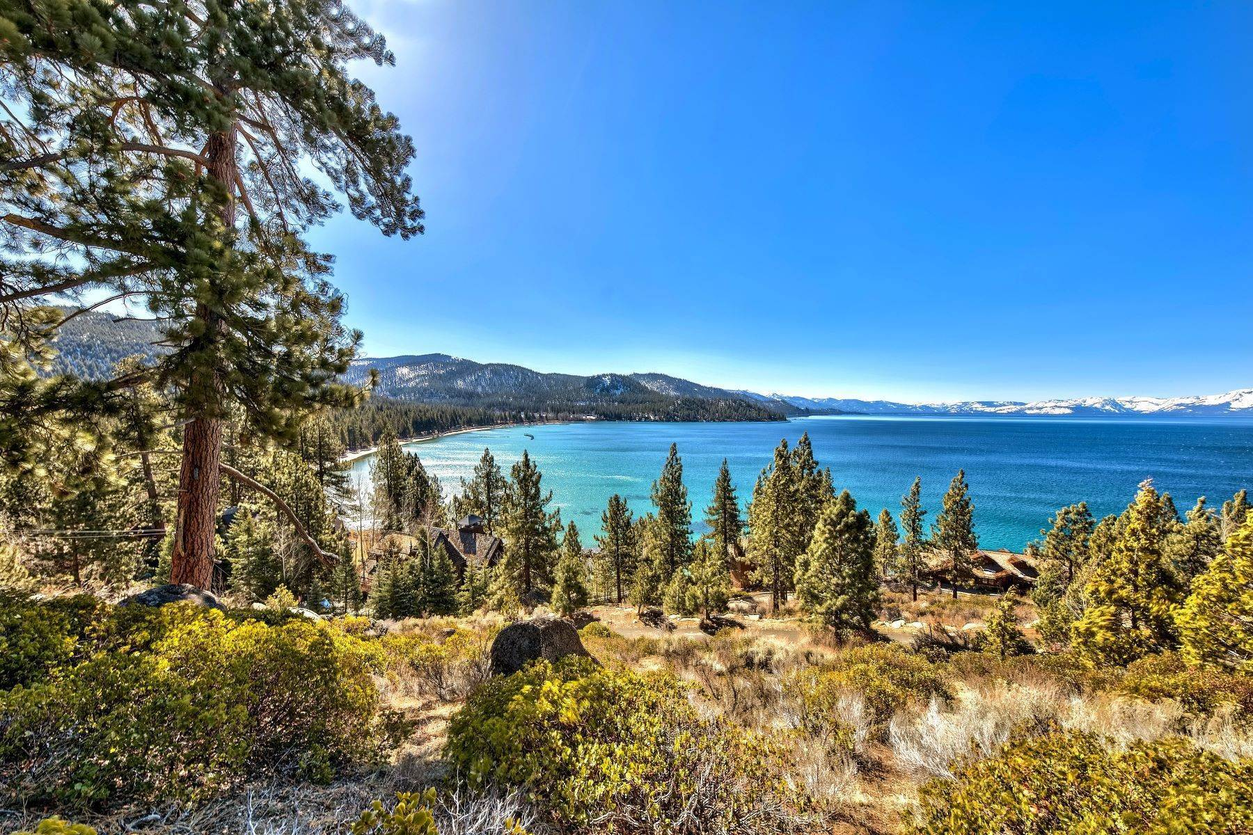 23. Land for Active at Fabulous Lake View Lot 0 Lands End Road Glenbrook, Nevada 89413 United States