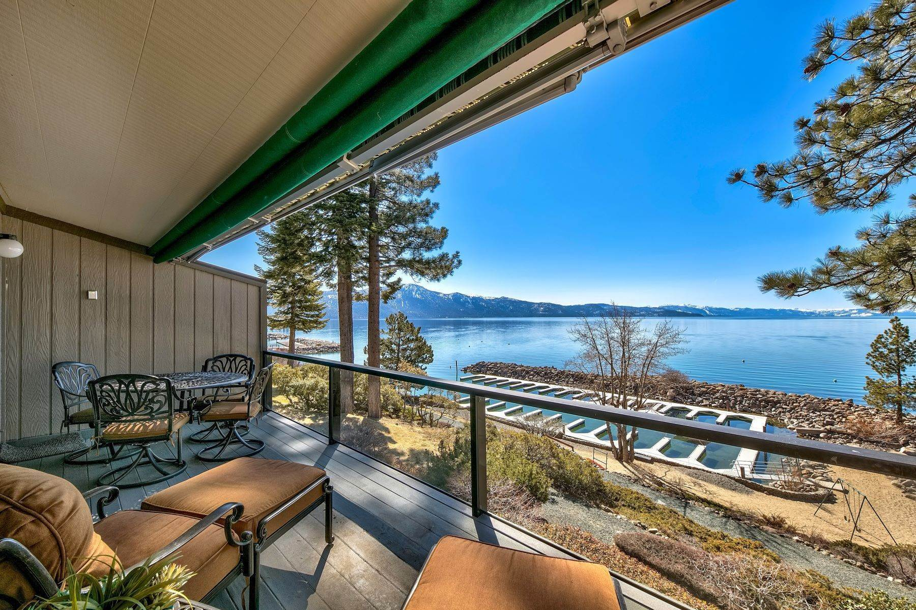 2. Condominiums for Active at Lakefront property with Boat Marina 525 Lakeshore Blvd #48 Incline Village, Nevada 89451 United States