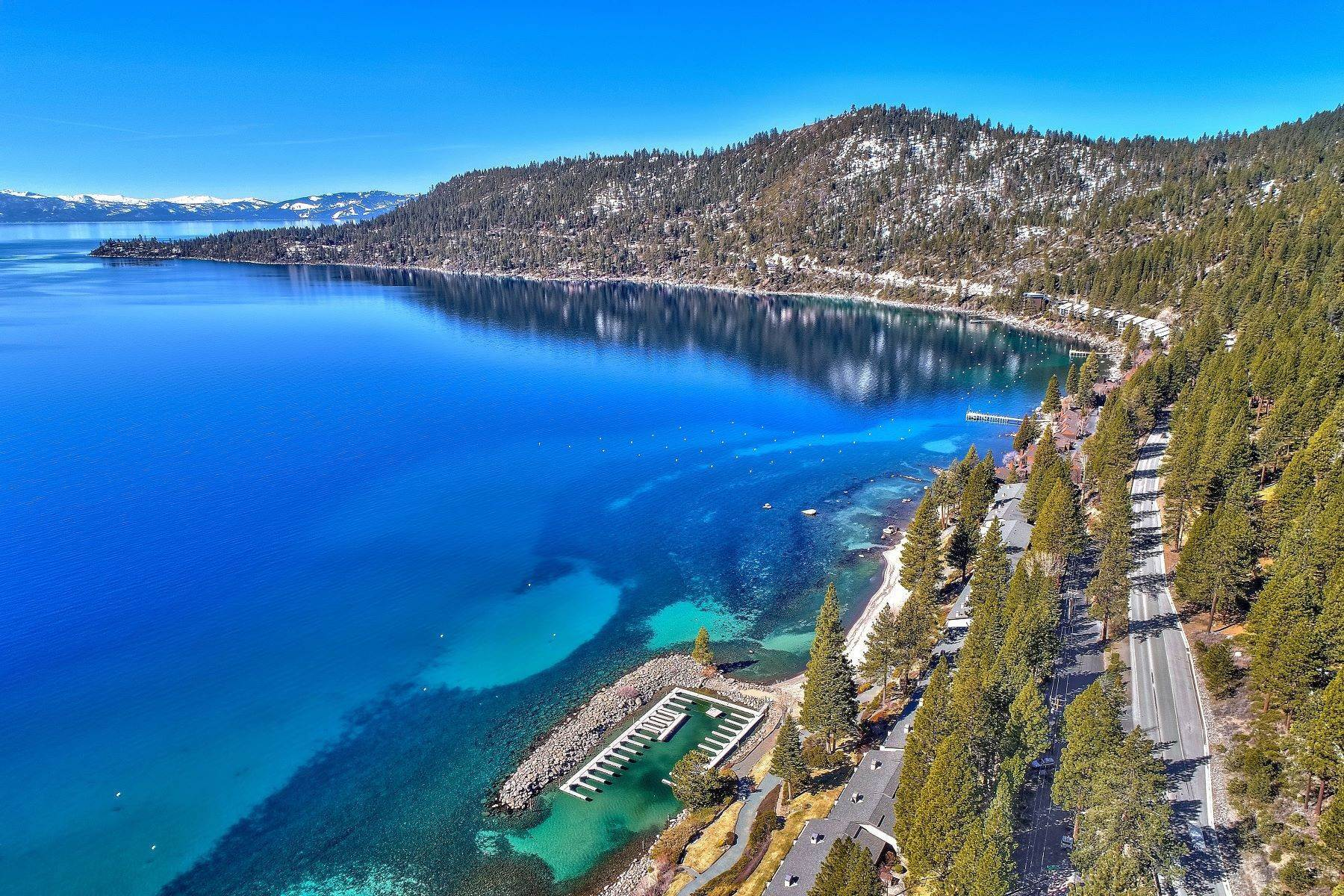 42. Condominiums for Active at Lakefront property with Boat Marina 525 Lakeshore Blvd #48 Incline Village, Nevada 89451 United States