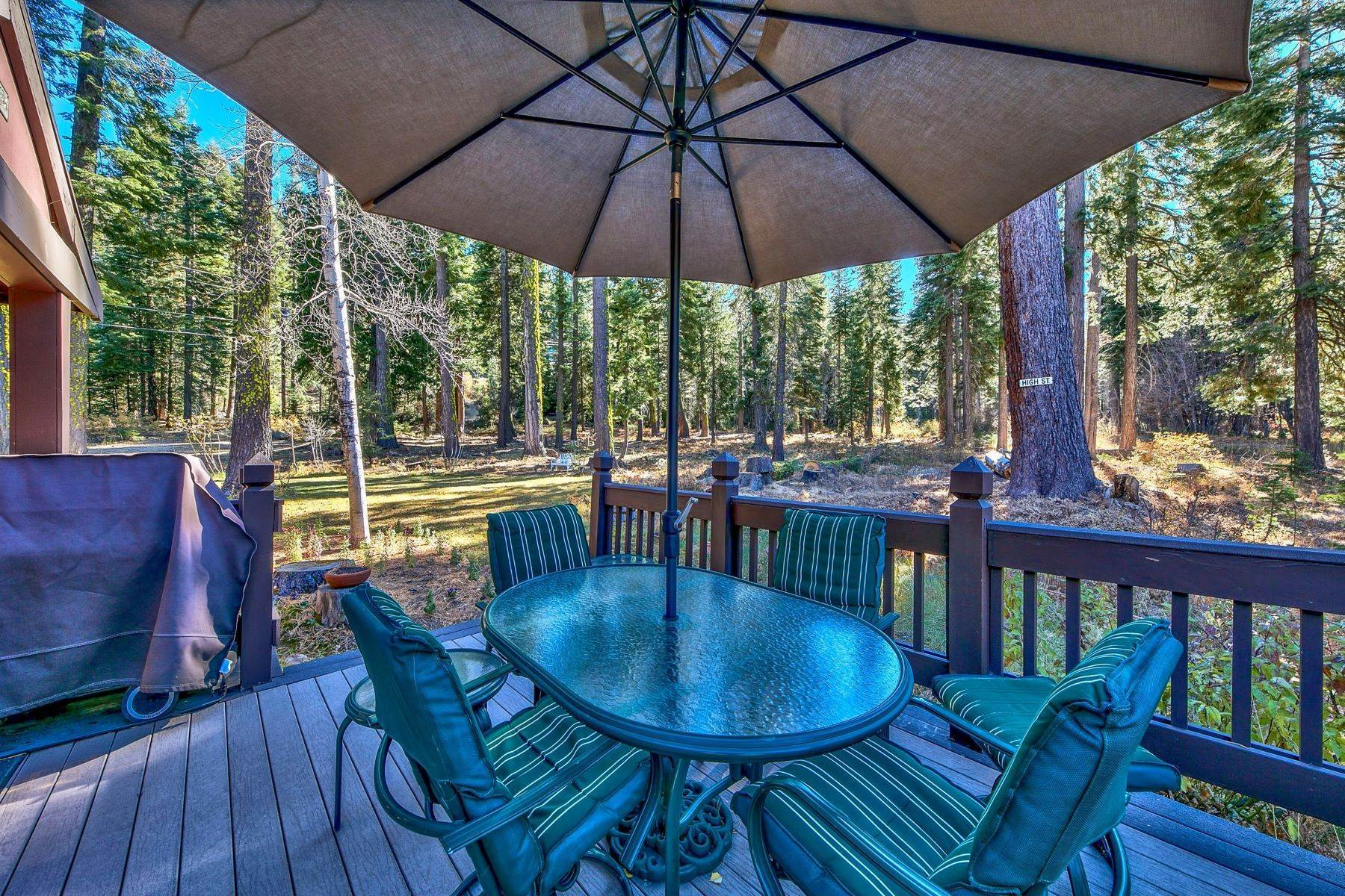 40. Single Family Homes for Active at Magical West Shore Lake Tahoe Home 7100 Deer Ave Tahoma, California 96142 United States
