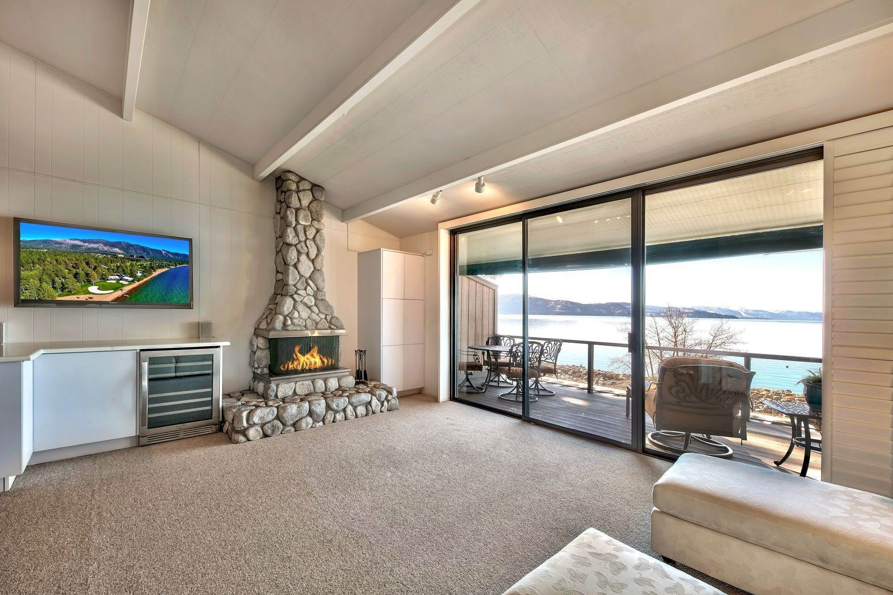 3. Condominiums for Active at Lakefront property with Boat Marina 525 Lakeshore Blvd #48 Incline Village, Nevada 89451 United States
