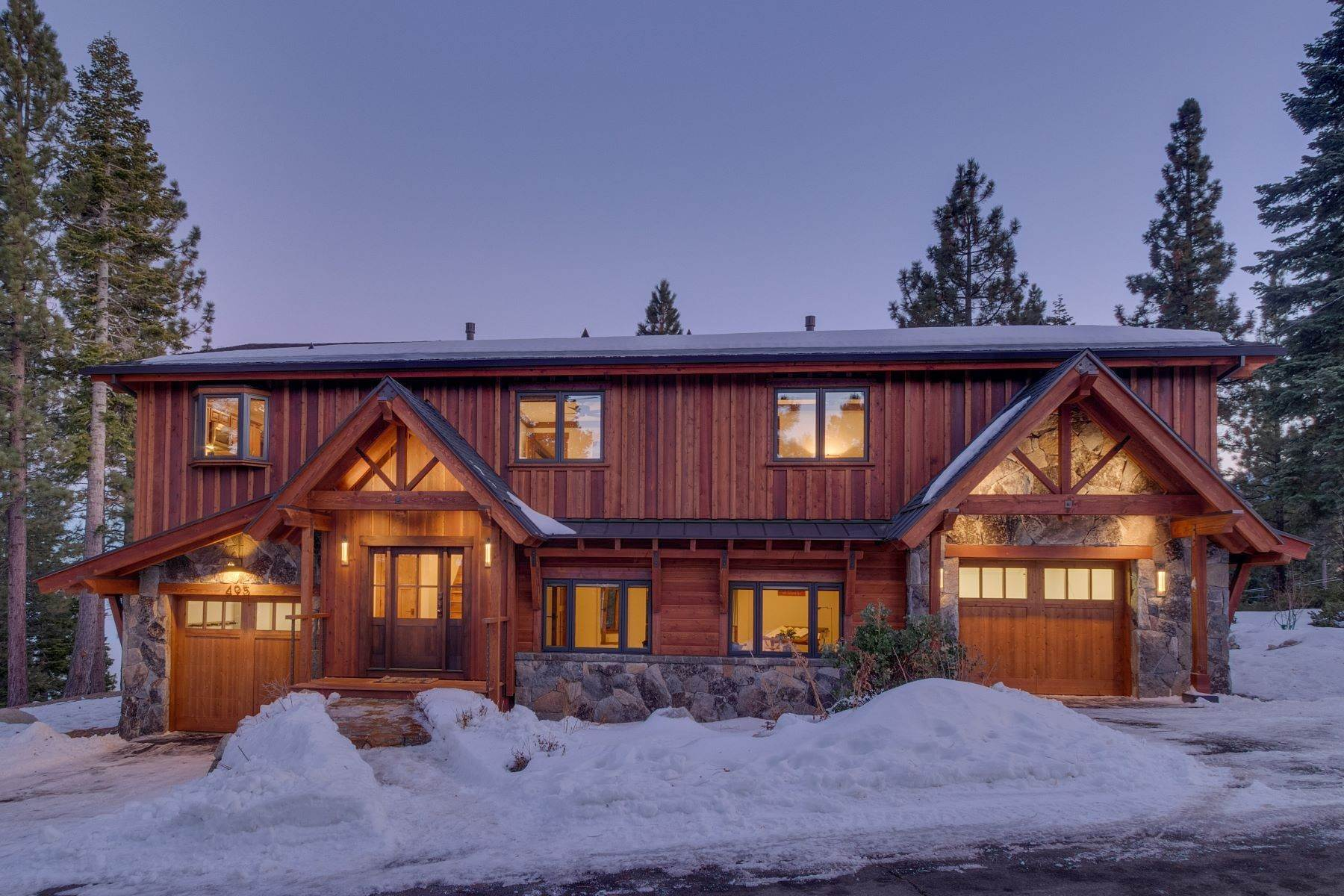 Property for Active at Lake Tahoe Panorama 495 Lakeridge Ct. Tahoma, California 96142 United States