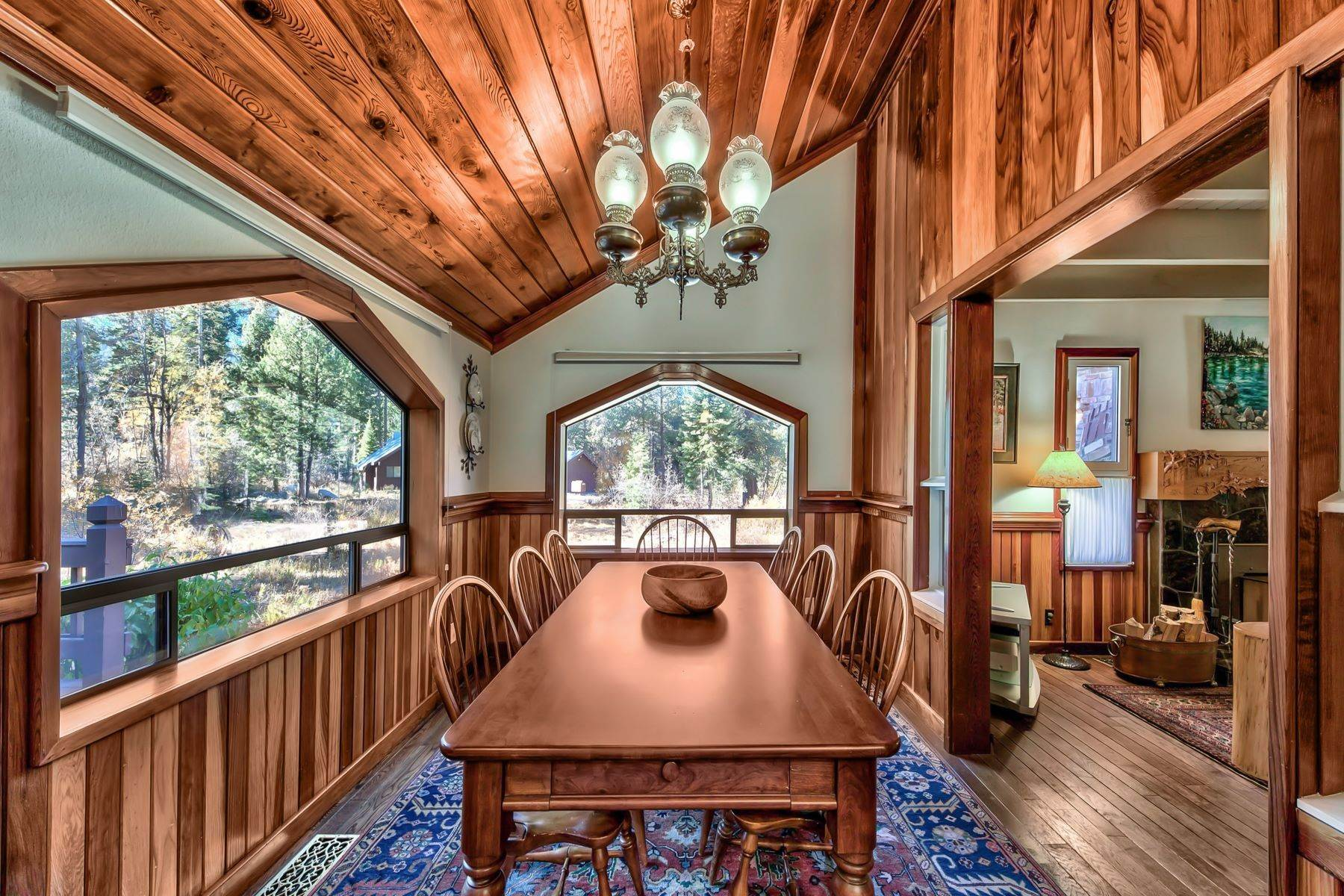 15. Single Family Homes for Active at Magical West Shore Lake Tahoe Home 7100 Deer Avenue Tahoma, California 96142 United States
