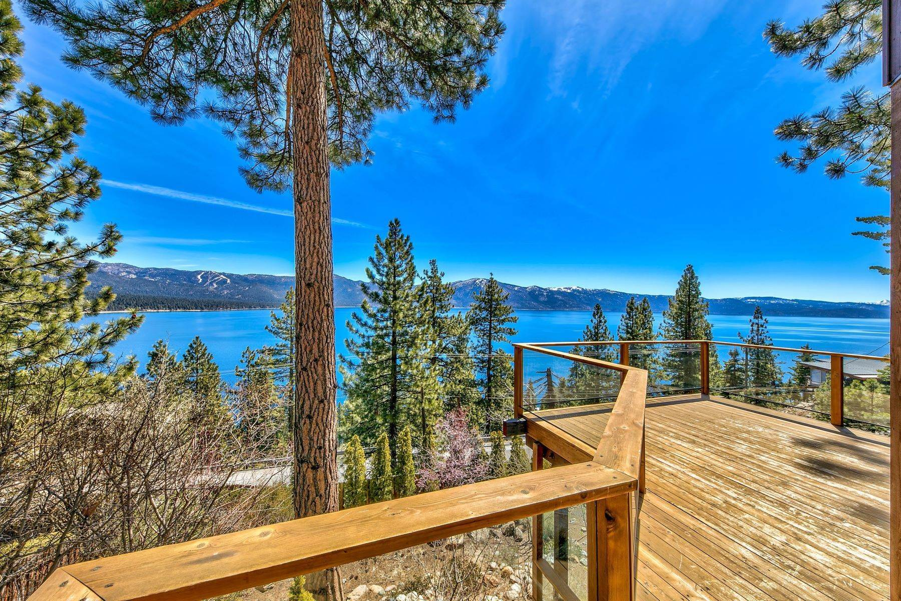 Single Family Homes for Active at Crystal Bay Cabin & Panoramic Views 370 Wassou Rd Crystal Bay, Nevada 89402 United States