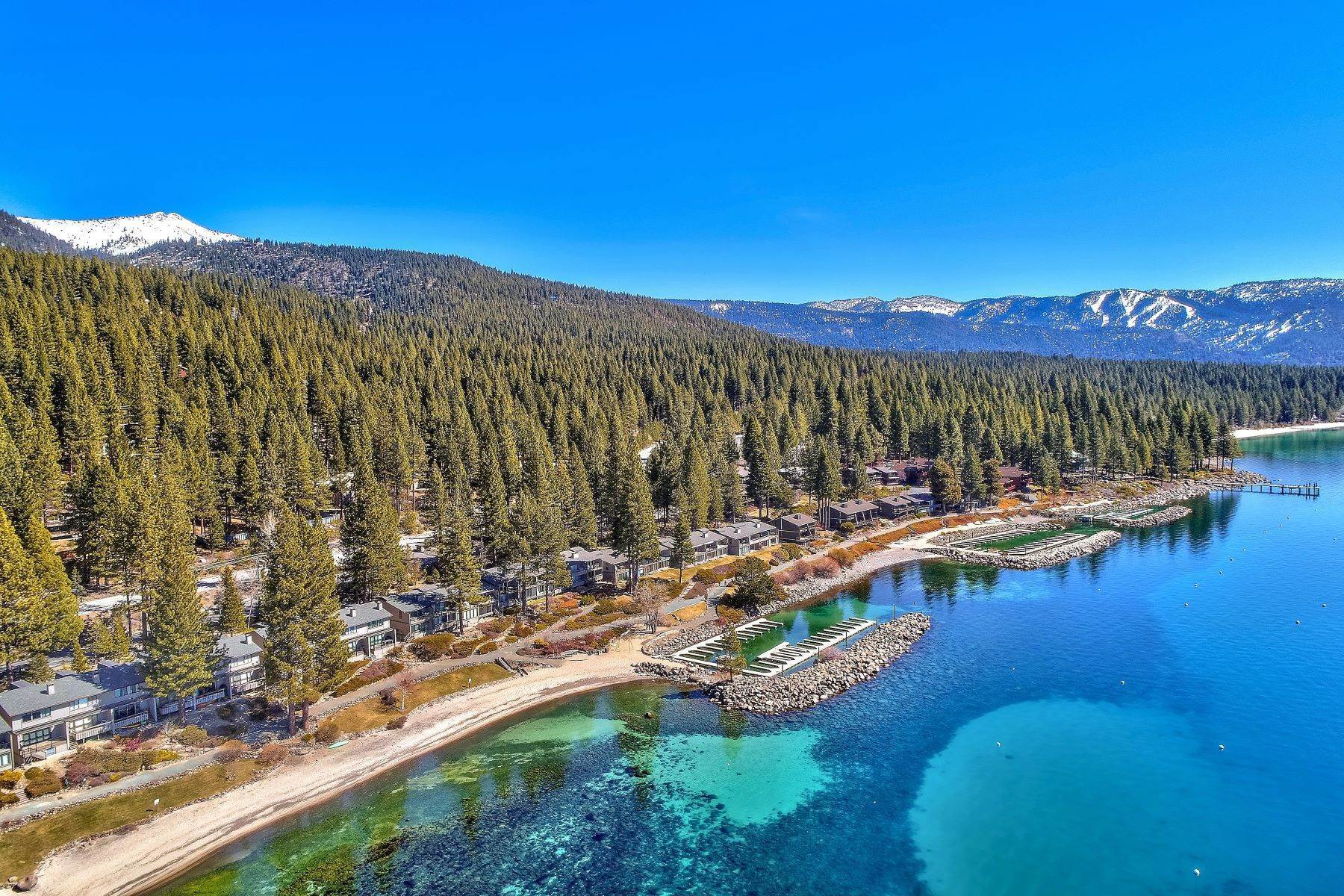 15. Condominiums for Active at Lakefront property with Boat Marina 525 Lakeshore Blvd #48 Incline Village, Nevada 89451 United States