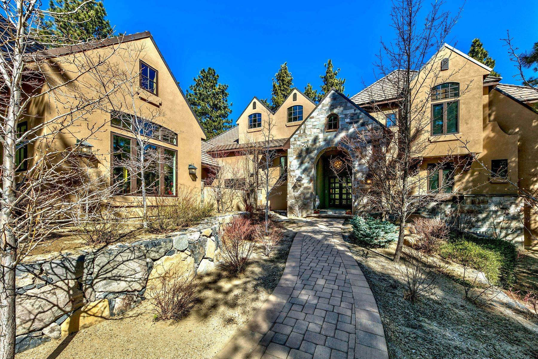 2. Single Family Homes for Active at Mountain Modern Montreux 4585 Alpes Way Reno, Nevada 89511 United States