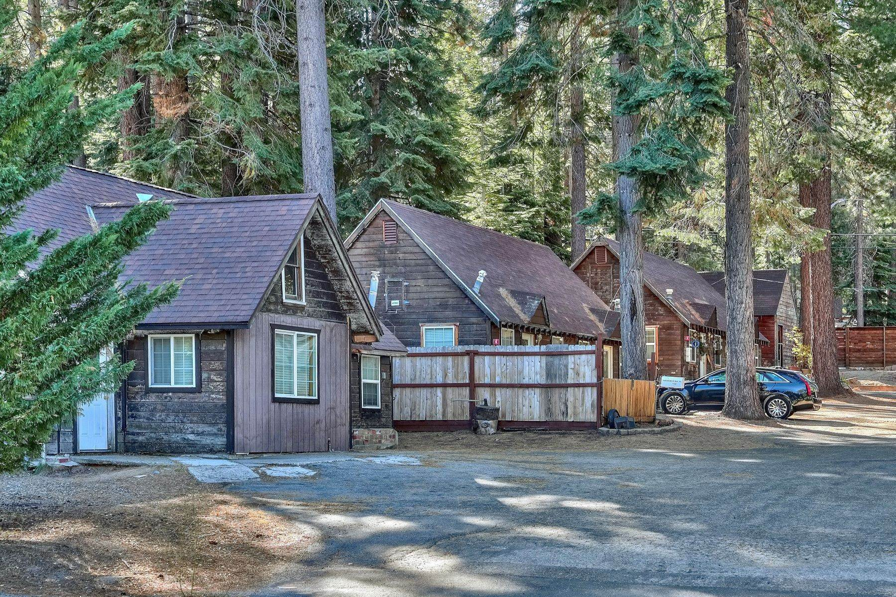 45. Multi-Family Homes for Active at Mountain Retreat on Emerald Bay Road 608/580 Emerald Bay Rd South Lake Tahoe, California 96150 United States