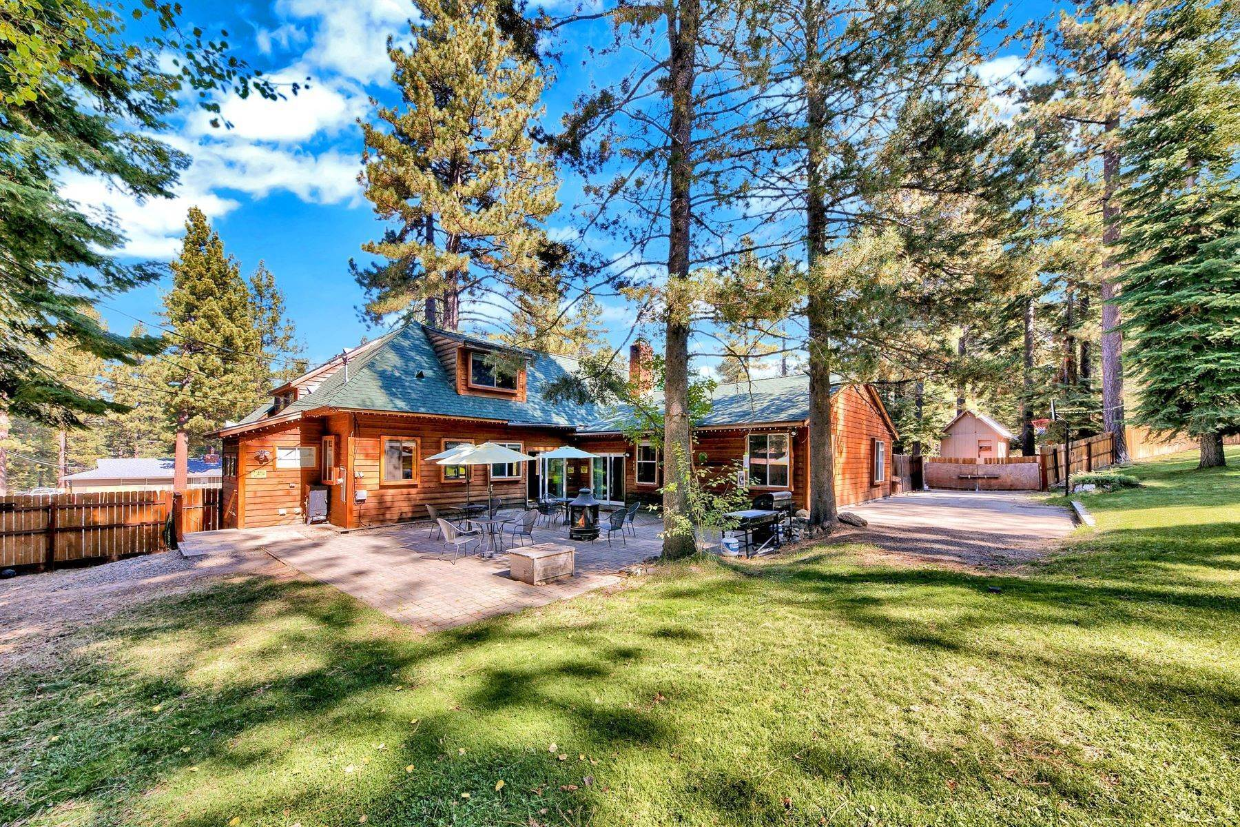 17. Multi-Family Homes for Active at Mountain Retreat on Emerald Bay Road 608/580 Emerald Bay Rd South Lake Tahoe, California 96150 United States