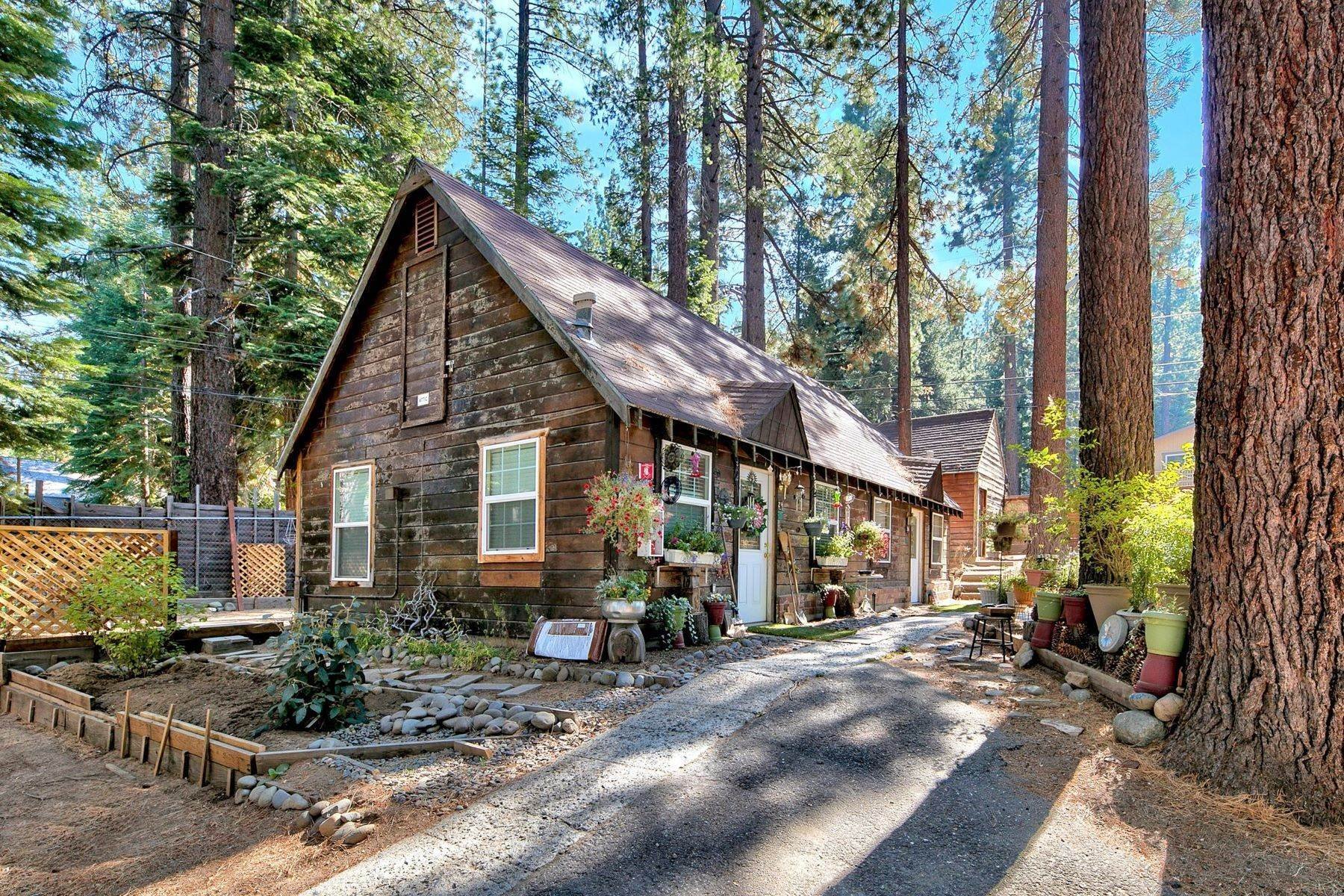 30. Multi-Family Homes for Active at Mountain Retreat on Emerald Bay Road 608/580 Emerald Bay Rd South Lake Tahoe, California 96150 United States