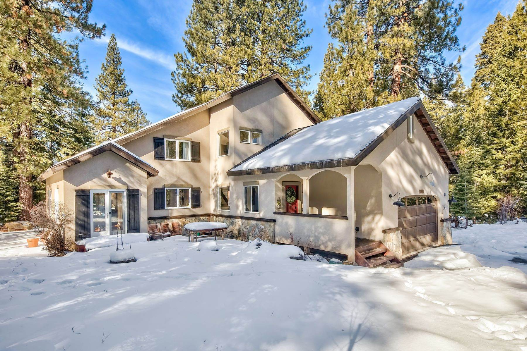 Property en Estate In The Woods 11550 Stillwater Court Truckee, California 96161 Estados Unidos